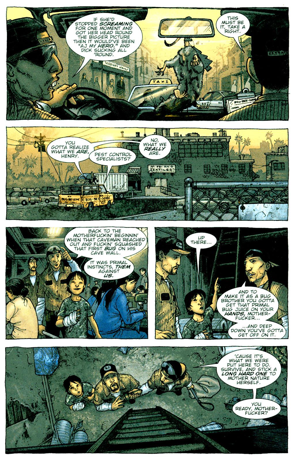 Read online The Exterminators comic -  Issue #1 - 16