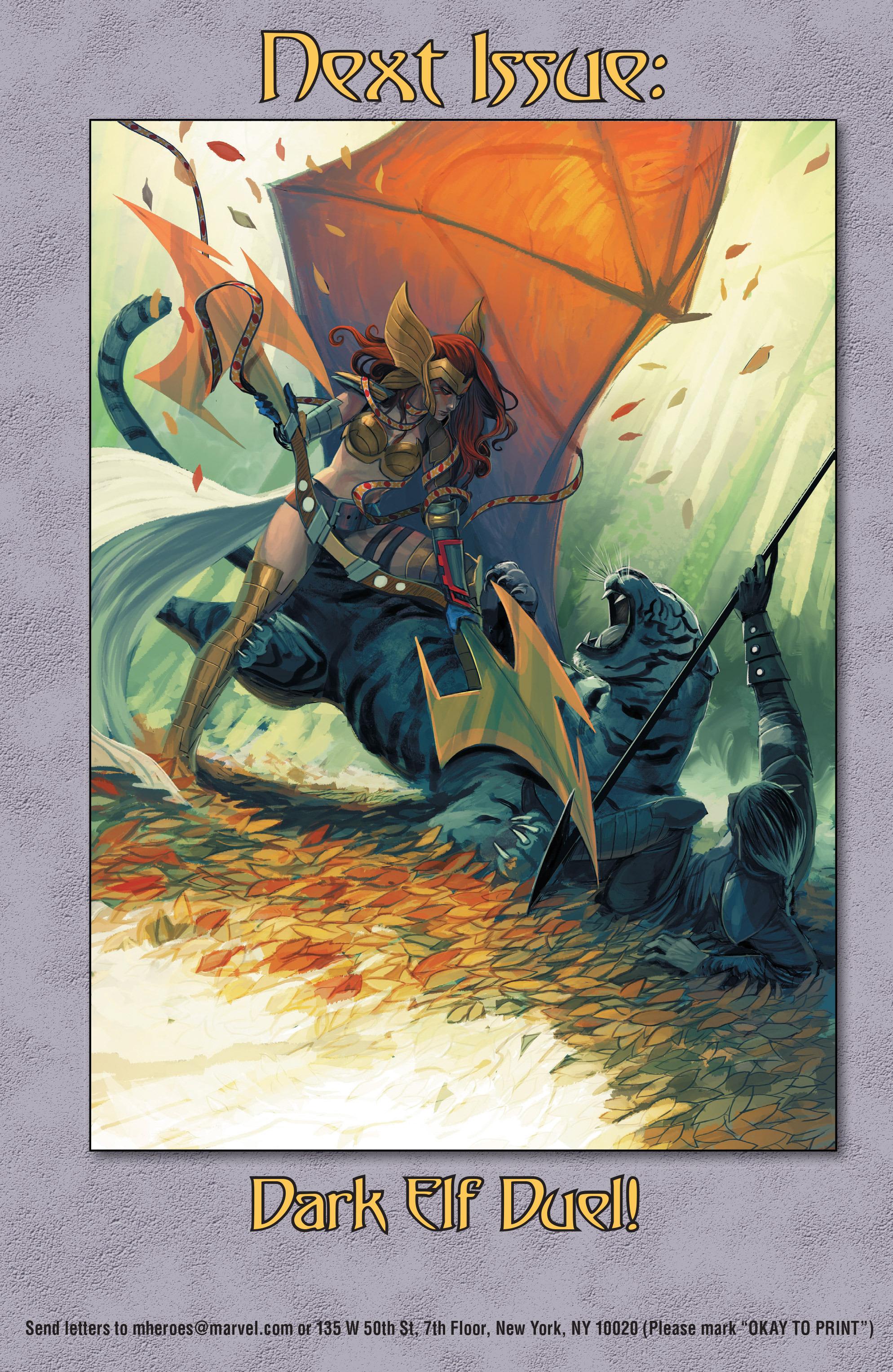 Read online Angela: Asgard's Assassin comic -  Issue #2 - 21