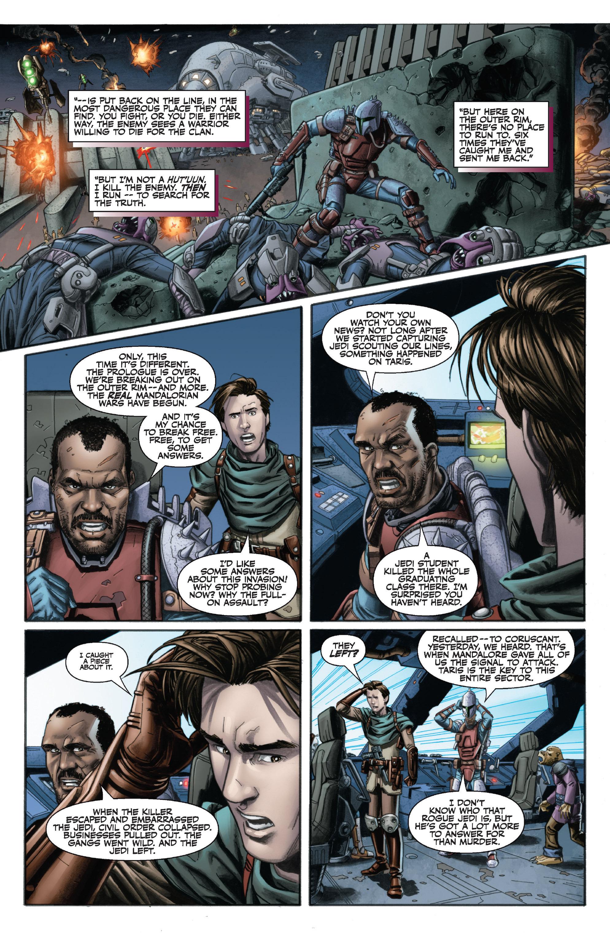 Read online Star Wars Omnibus comic -  Issue # Vol. 29 - 181