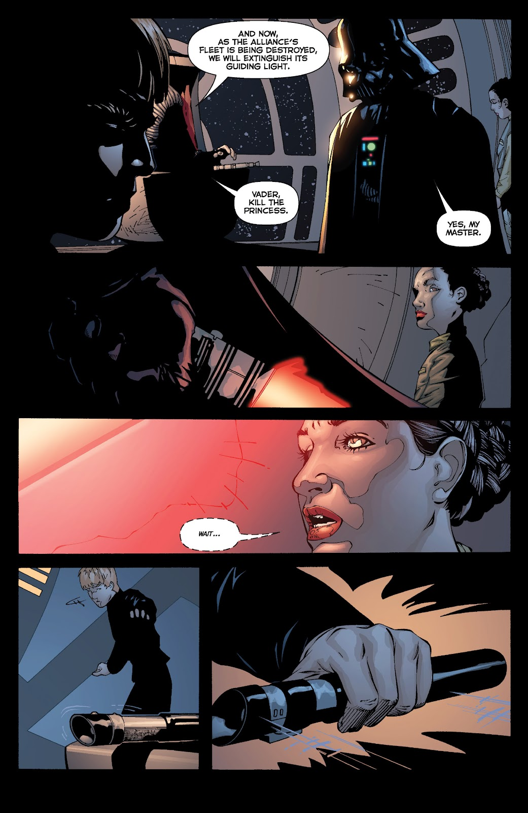 Read online Star Wars Legends: Infinities - Epic Collection comic -  Issue # TPB (Part 3) - 71