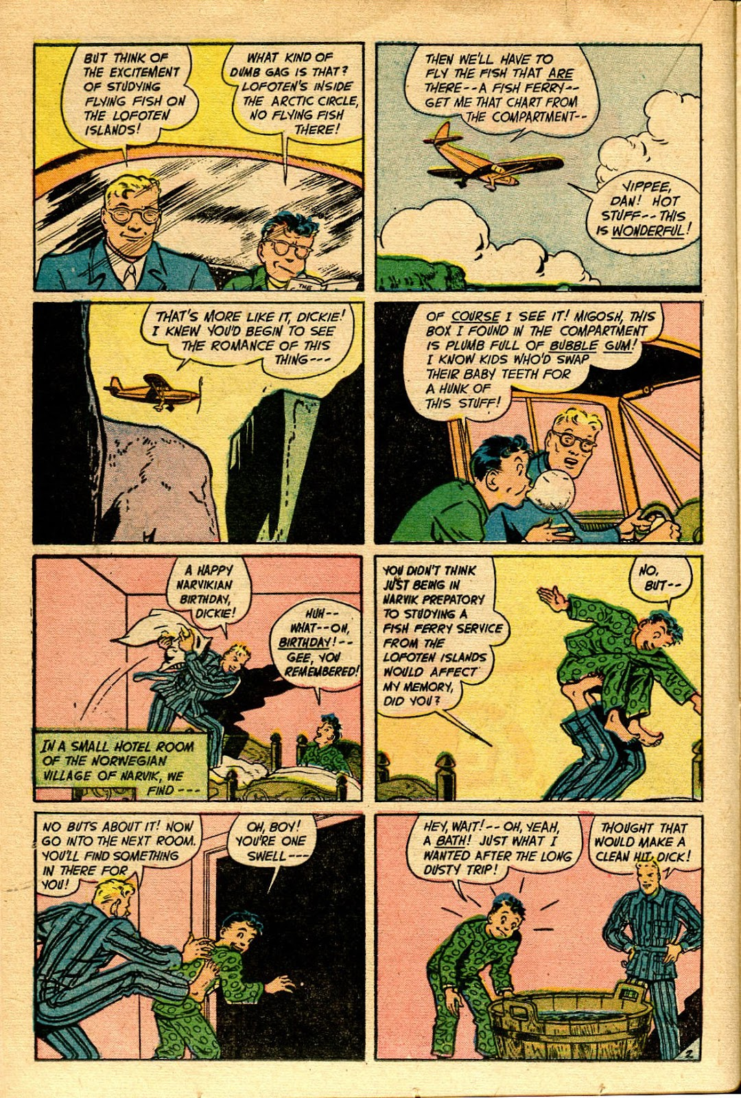 Read online Famous Funnies comic -  Issue #188 - 21