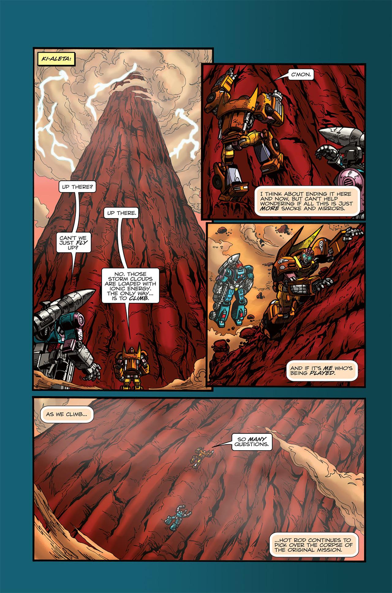 Read online Transformers Spotlight: Doubledealer comic -  Issue # Full - 20