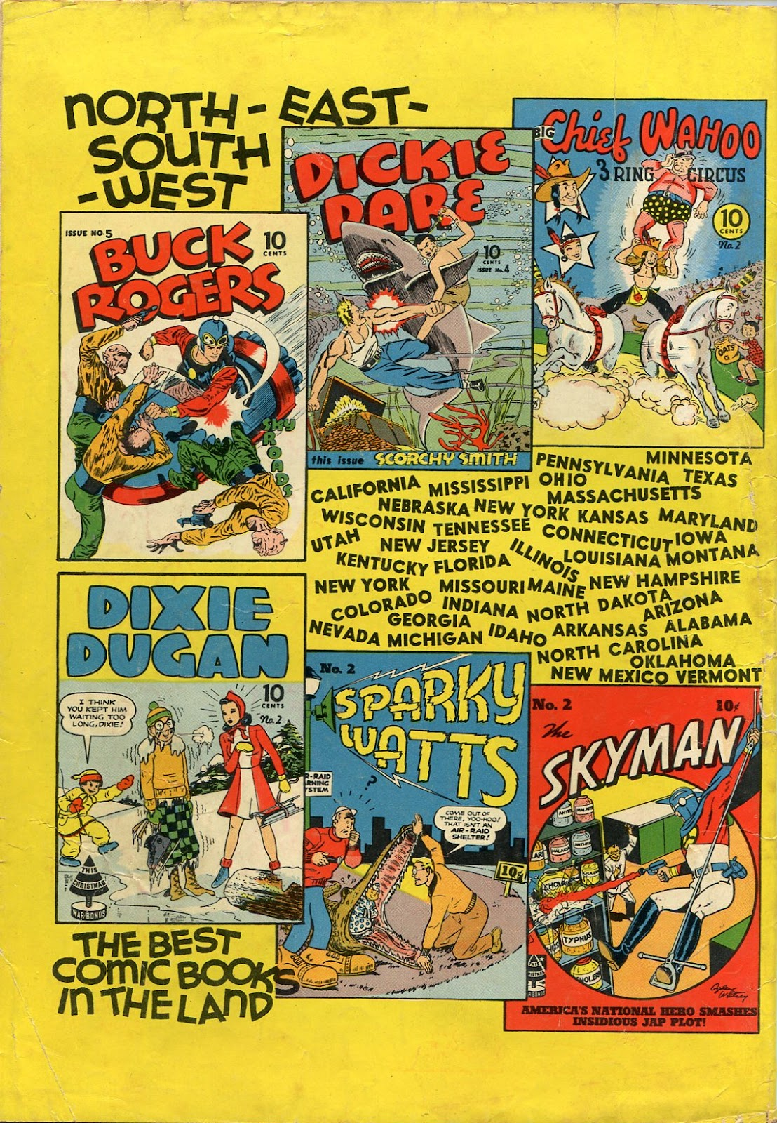 Read online Famous Funnies comic -  Issue #102 - 68