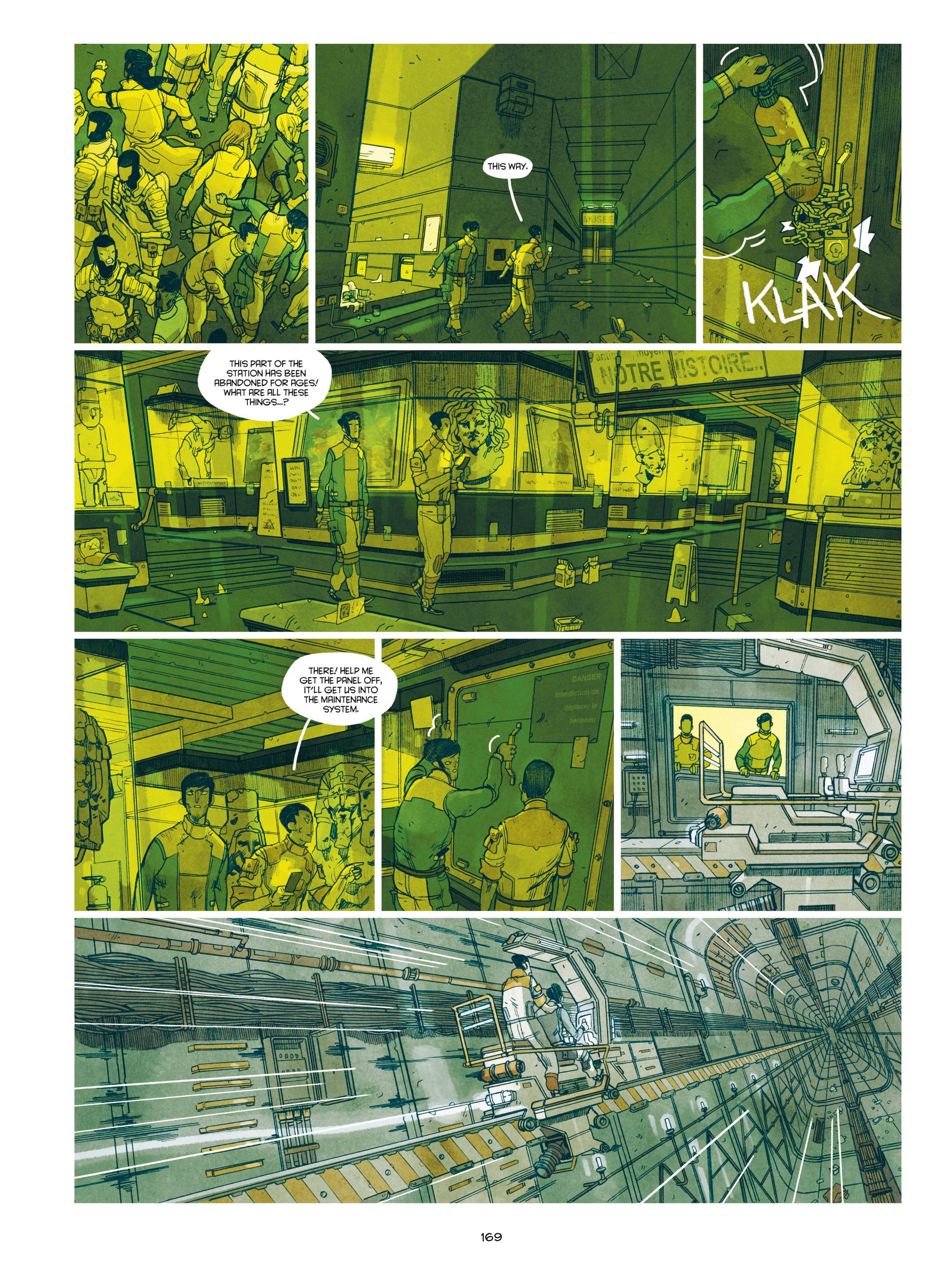 Read online Shangri-La comic -  Issue # Full - 170