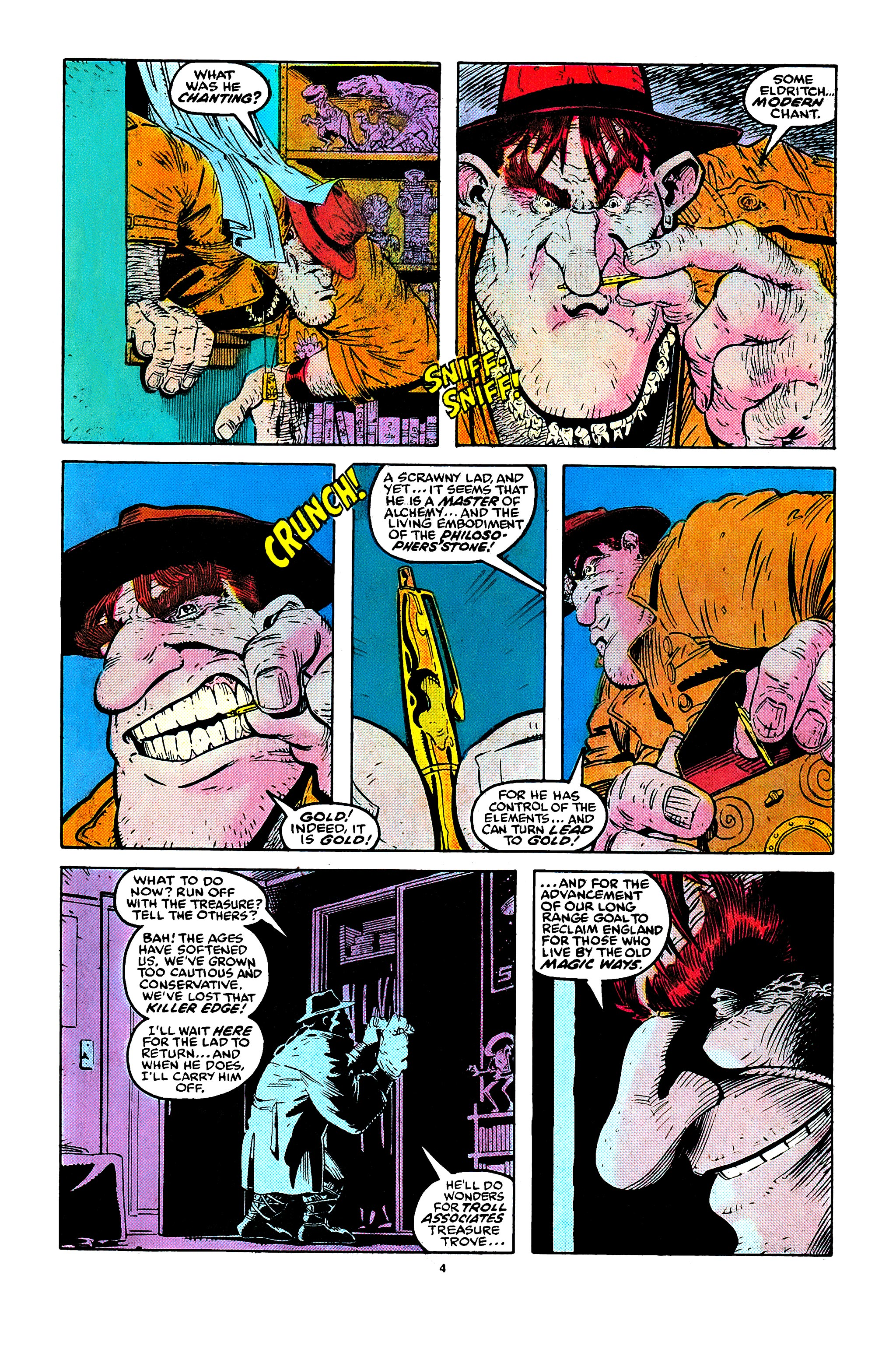 Read online X-Factor (1986) comic -  Issue #41 - 5