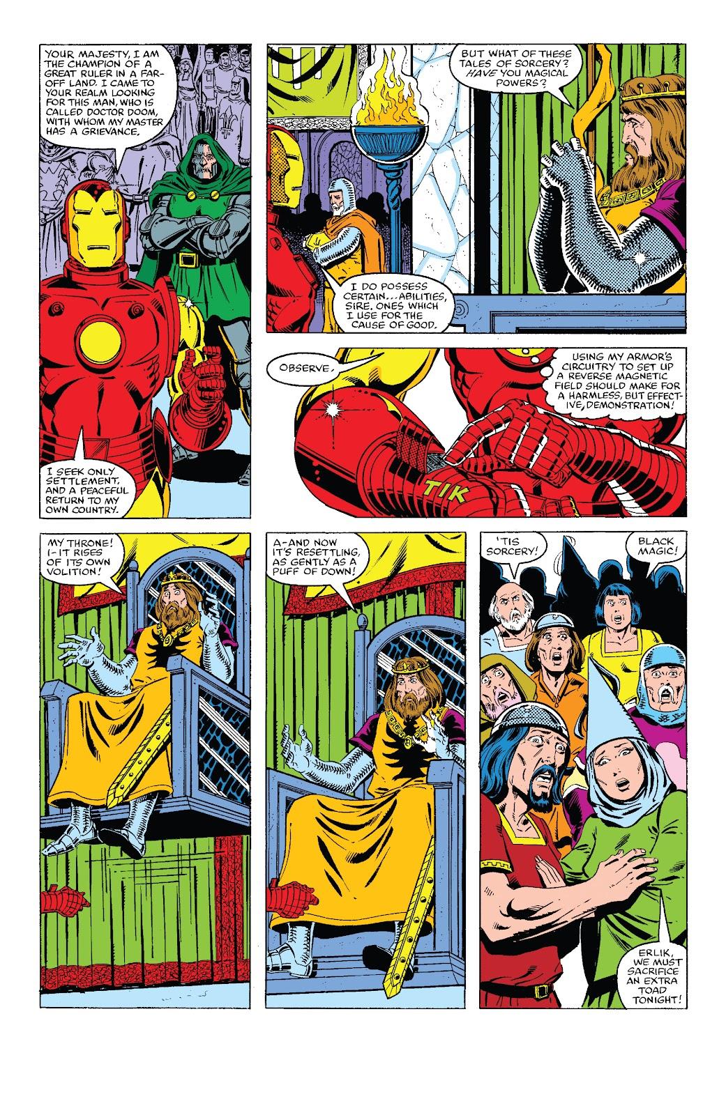 Read online Marvel Tales: Iron Man comic -  Issue # Full - 45
