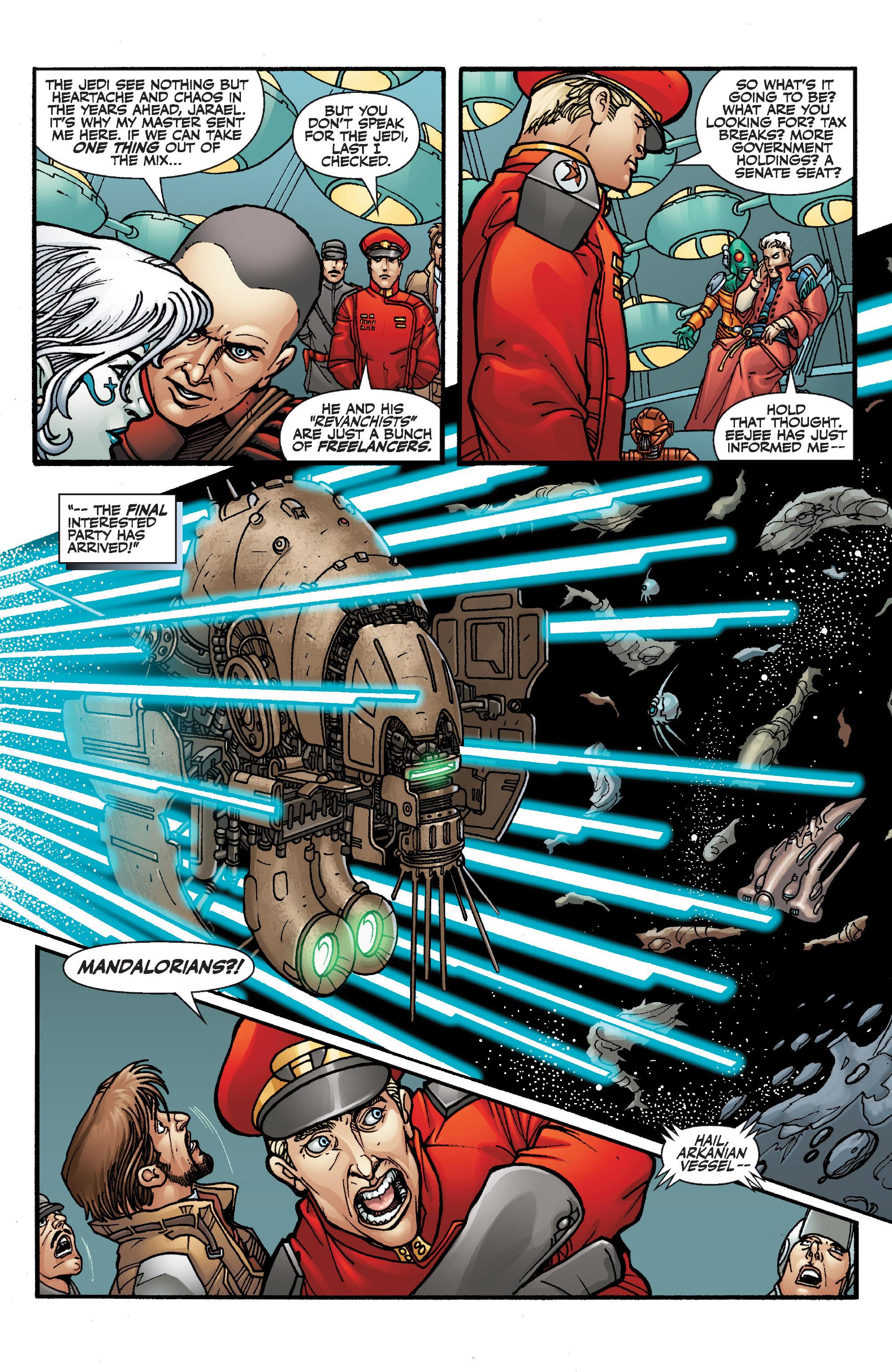 Read online Star Wars Omnibus comic -  Issue # Vol. 32 - 24