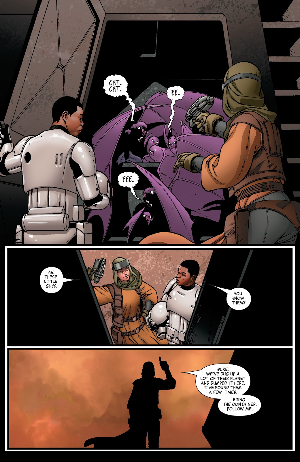 Read online Star Wars: Age of Republic: Heroes comic -  Issue # TPB - 23