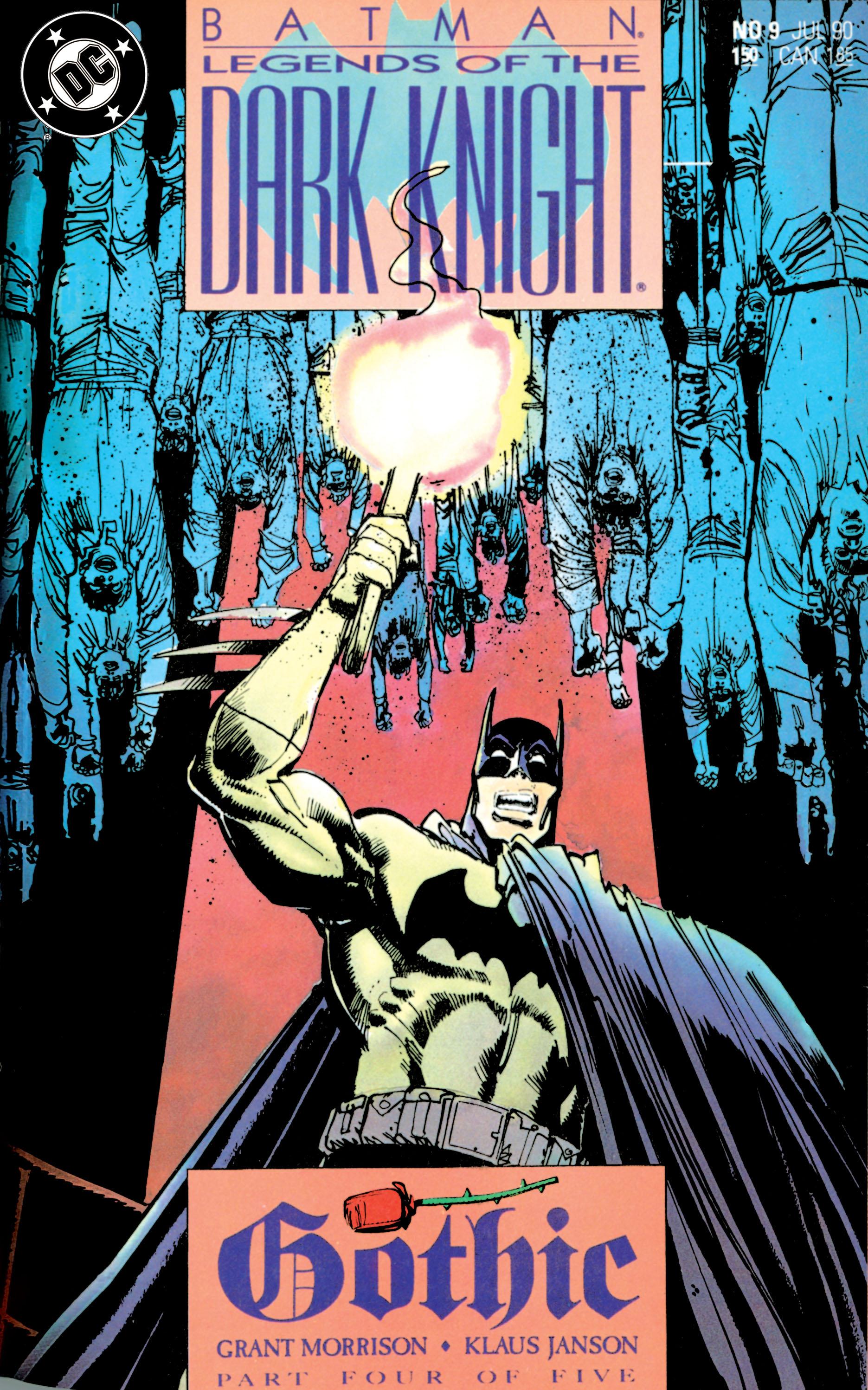 Batman: Legends of the Dark Knight 9 Page 1