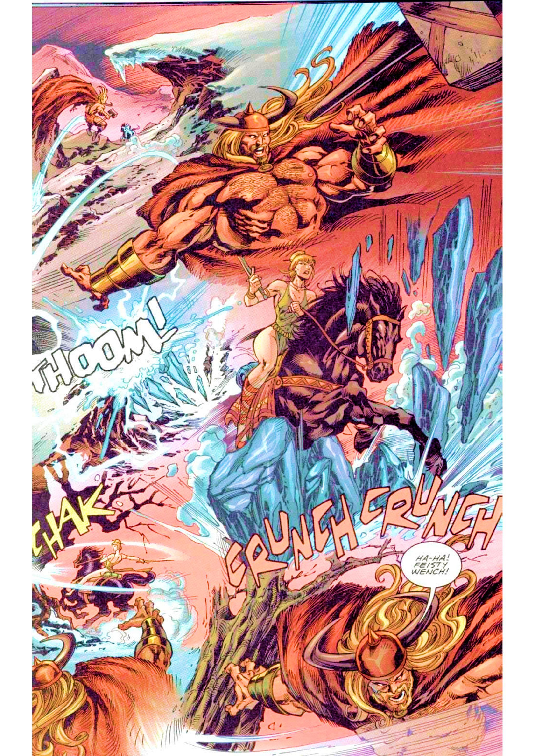 Read online Xena: Warrior Princess (1999) comic -  Issue #3 - 16