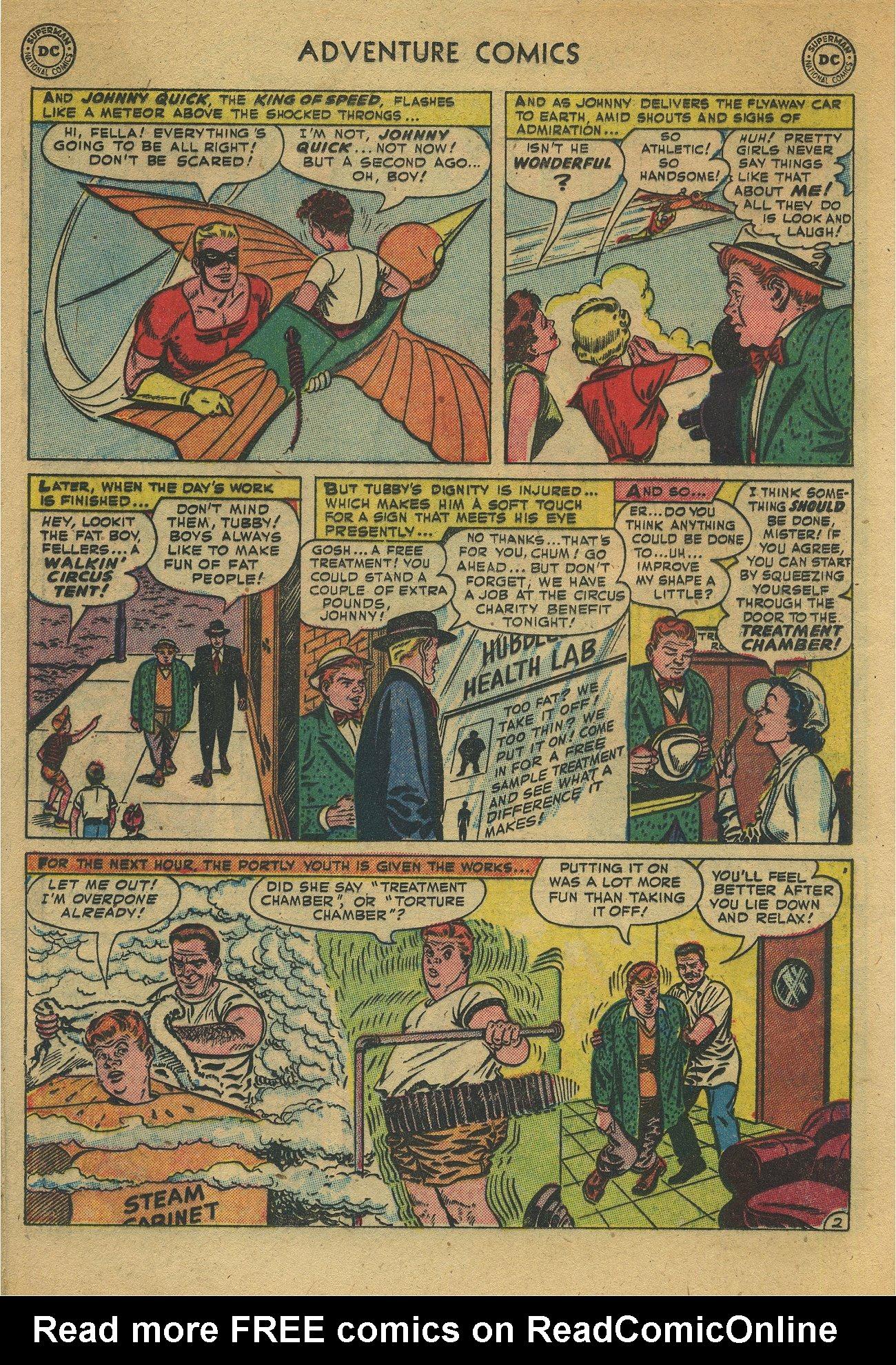 Read online Adventure Comics (1938) comic -  Issue #171 - 16