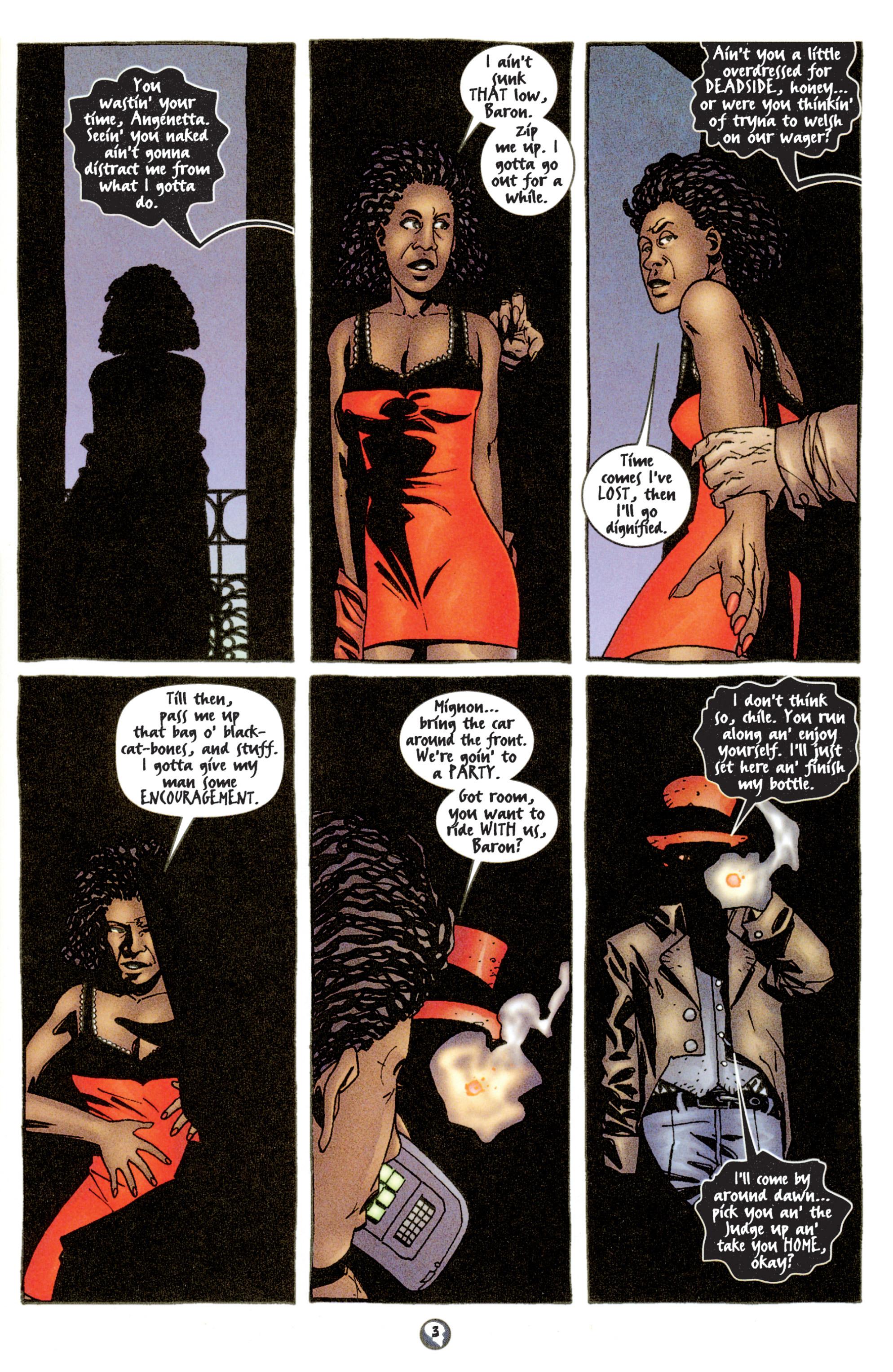Read online Shadowman (1997) comic -  Issue #15 - 4
