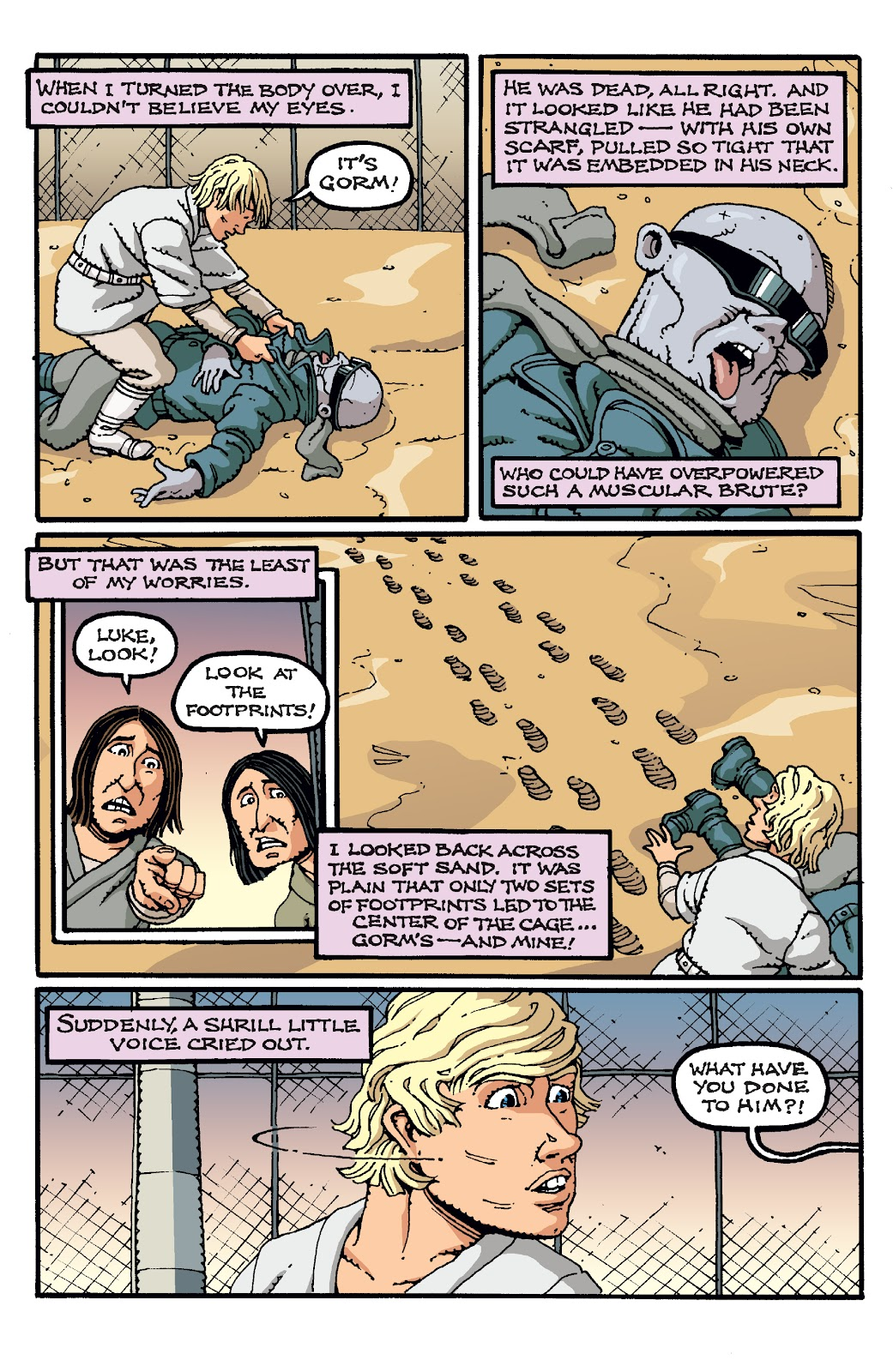Read online Star Wars Legends Epic Collection: The Empire comic -  Issue # TPB 5 (Part 5) - 58
