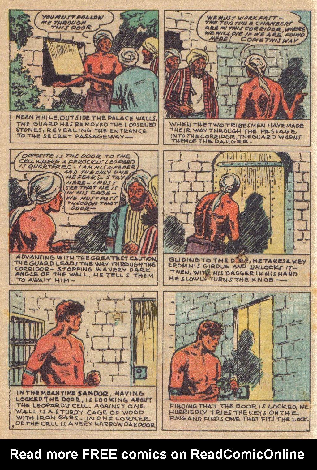 Read online Adventure Comics (1938) comic -  Issue #24 - 54