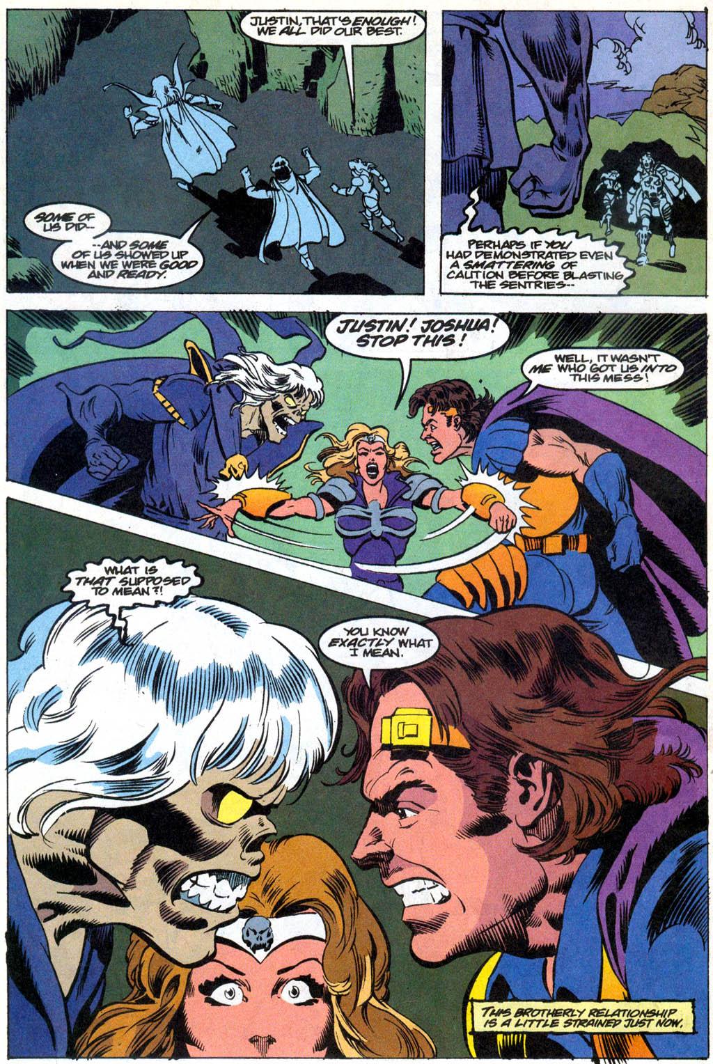 Skeleton Warriors Issue #1 #1 - English 13
