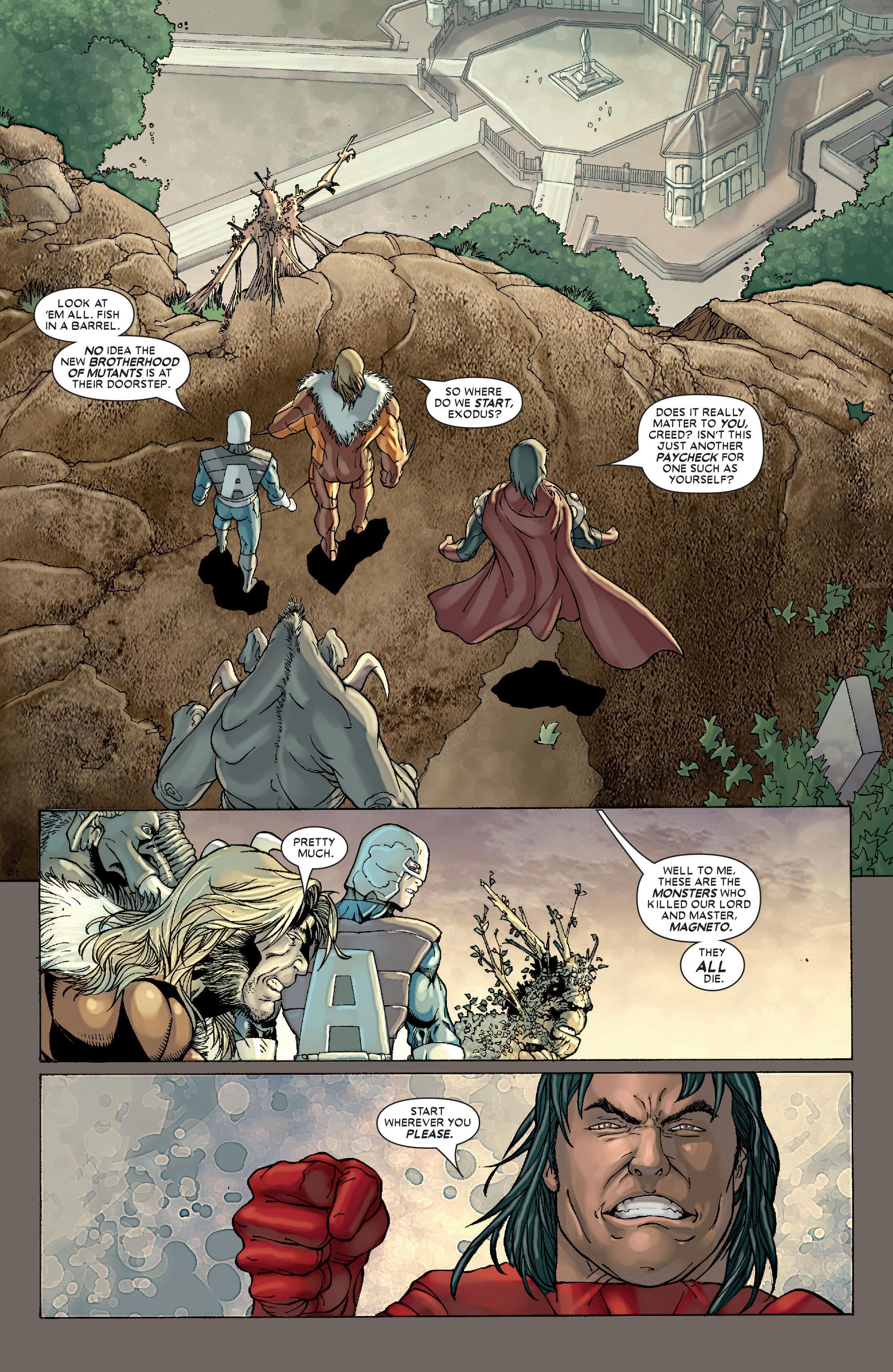 X-Men (1991) 163 Page 5