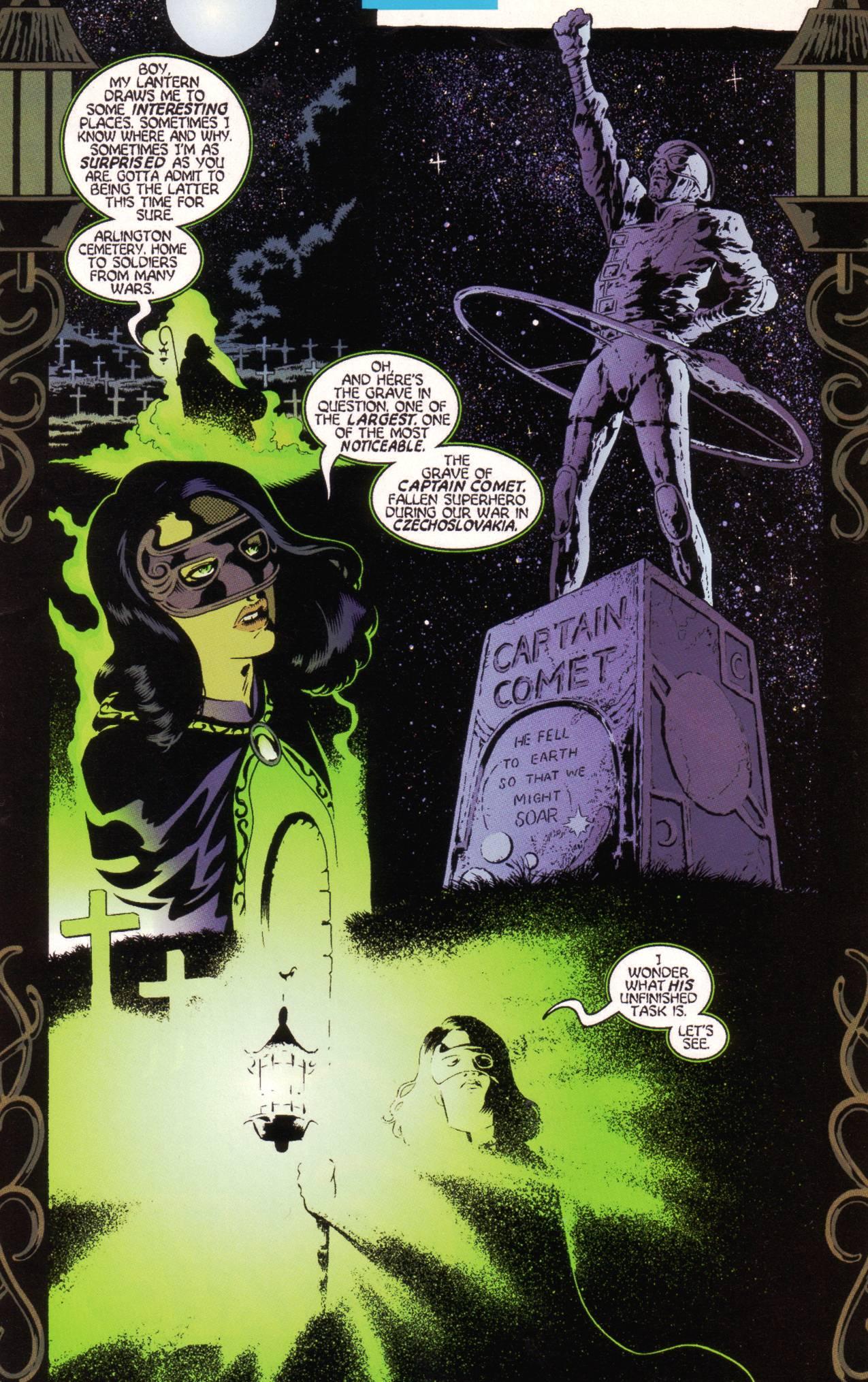 Read online Tangent Comics/ Green Lantern comic -  Issue # Full - 4