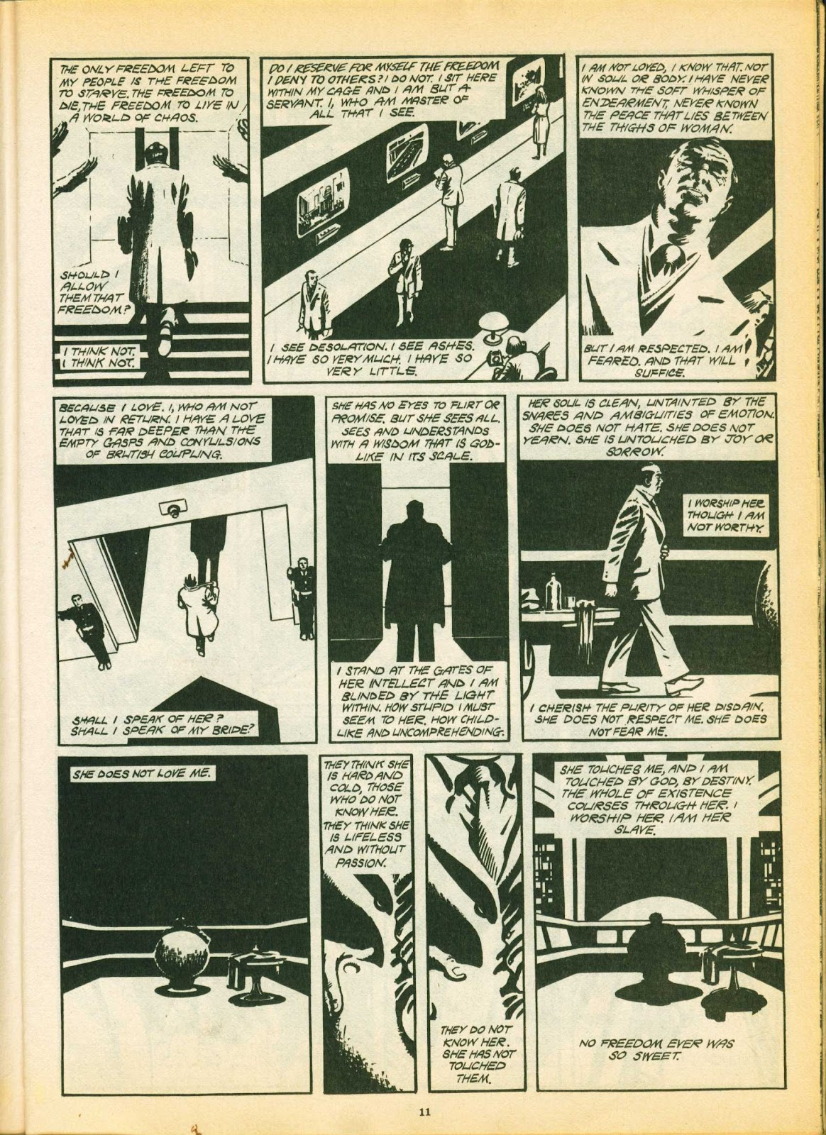 Warrior Issue #5 #6 - English 11