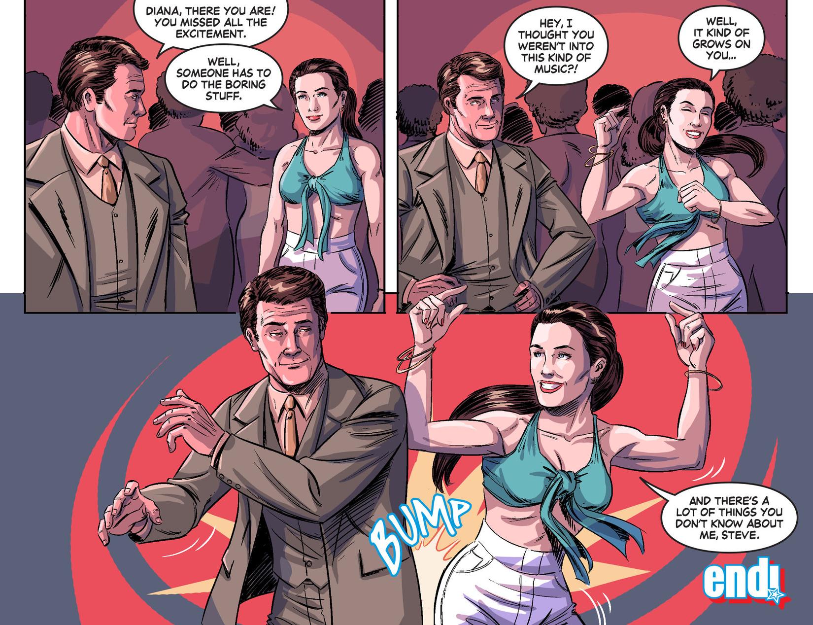 Read online Wonder Woman '77 [I] comic -  Issue #24 - 22