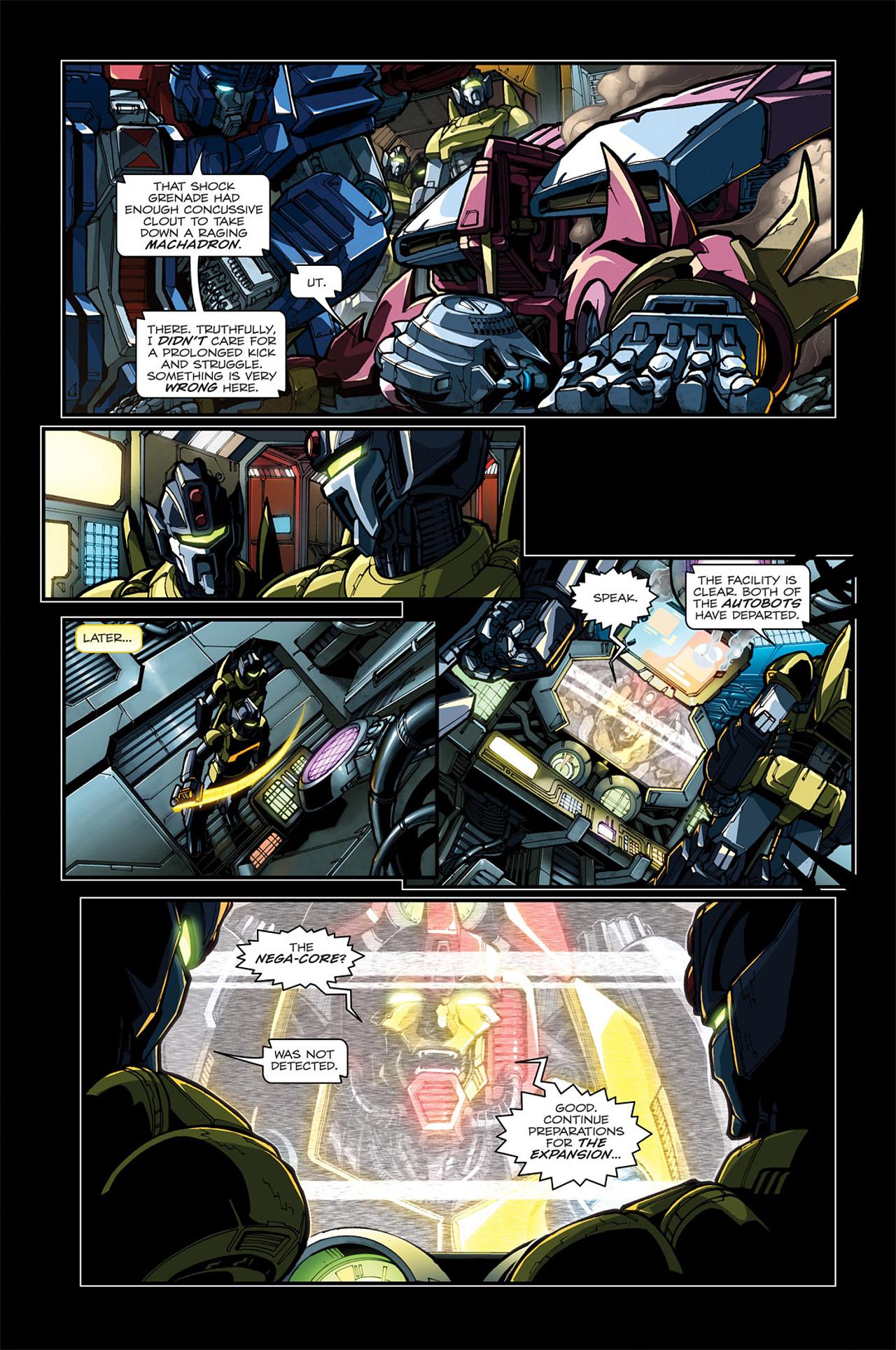 Read online Transformers: Spotlight - Arcee comic -  Issue # Full - 10