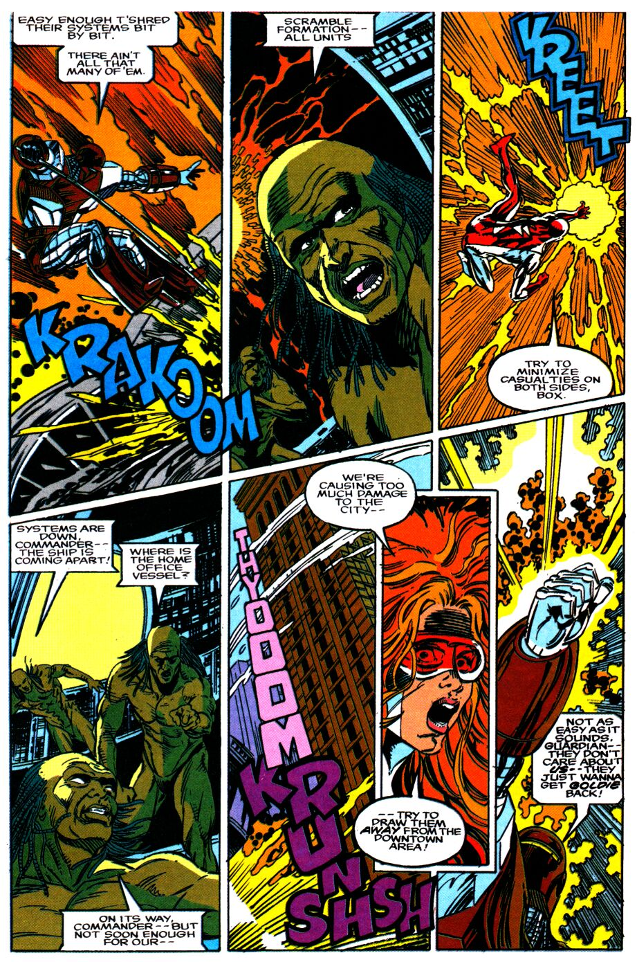 Read online Alpha Flight Special comic -  Issue #1 - 20