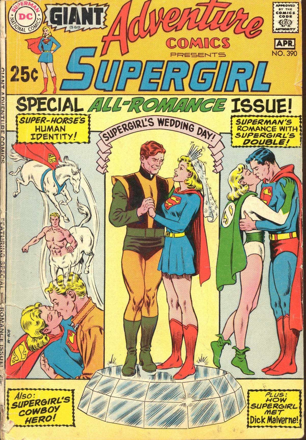 Read online Adventure Comics (1938) comic -  Issue #390 - 1