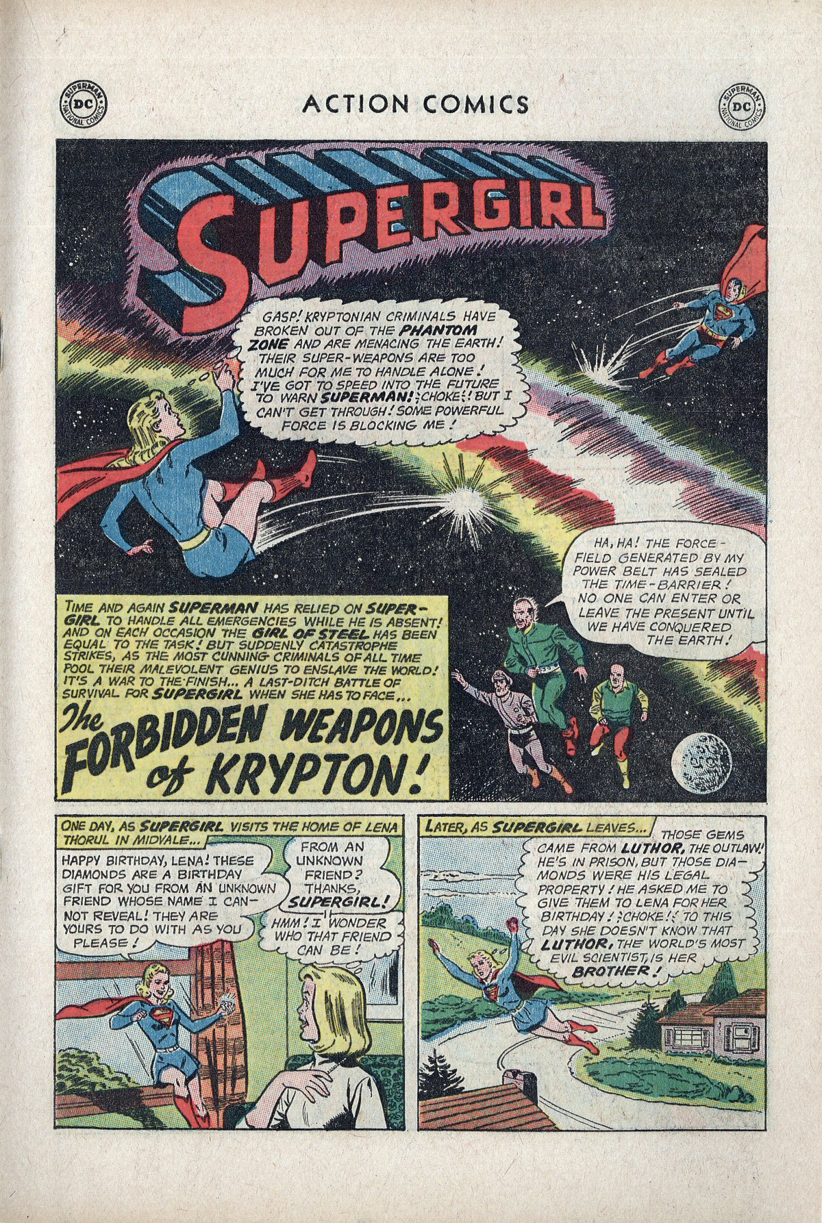 Read online Action Comics (1938) comic -  Issue #297 - 19