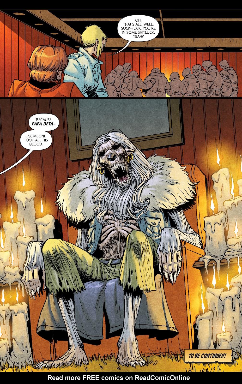 Read online Dark Red comic -  Issue #7 - 22