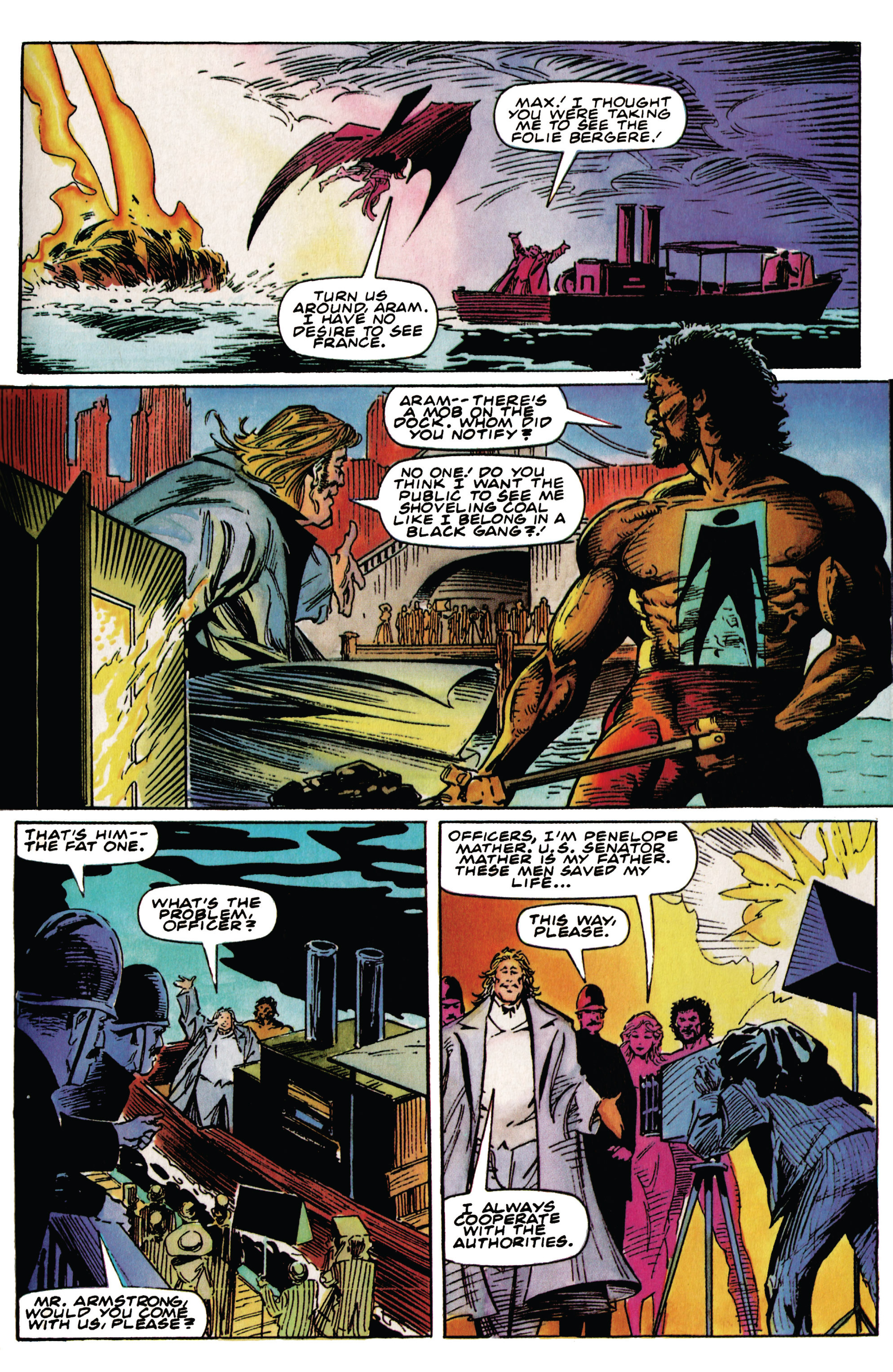 Read online Shadowman (1992) comic -  Issue # _TPB 1 - 43