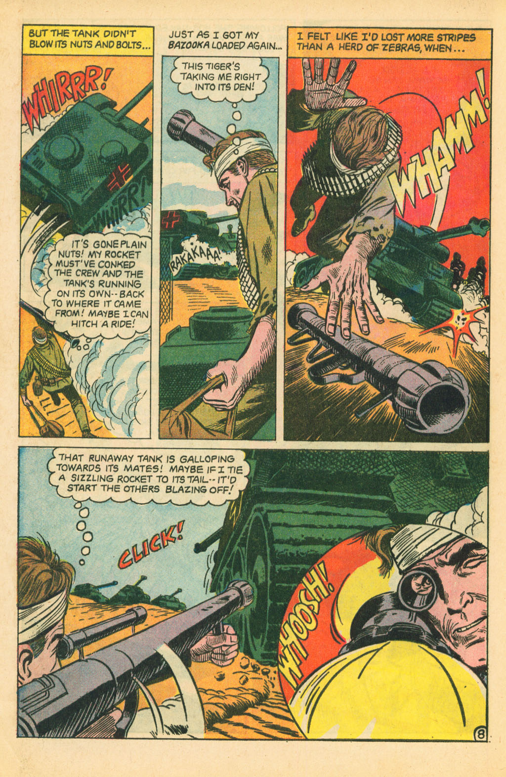 Our Fighting Forces (1954) issue 110 - Page 32