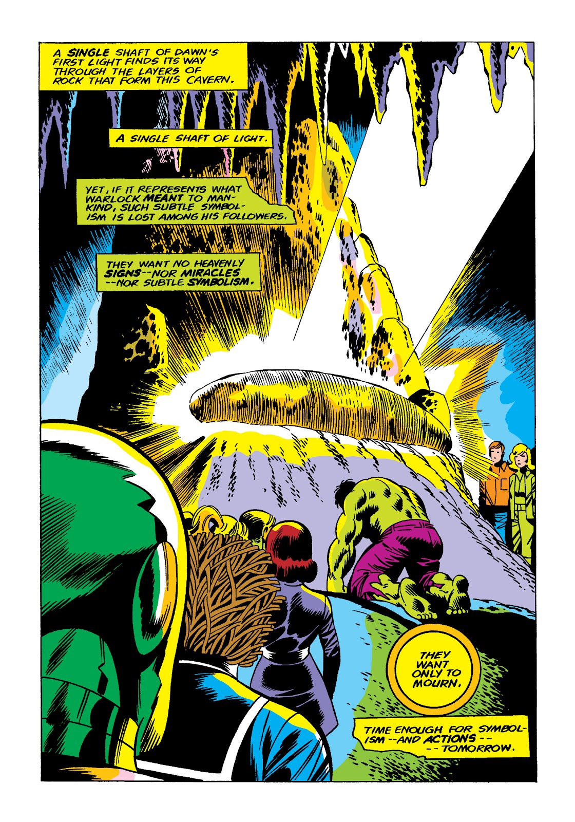 Read online Marvel Masterworks: The Incredible Hulk comic -  Issue # TPB 10 (Part 2) - 54