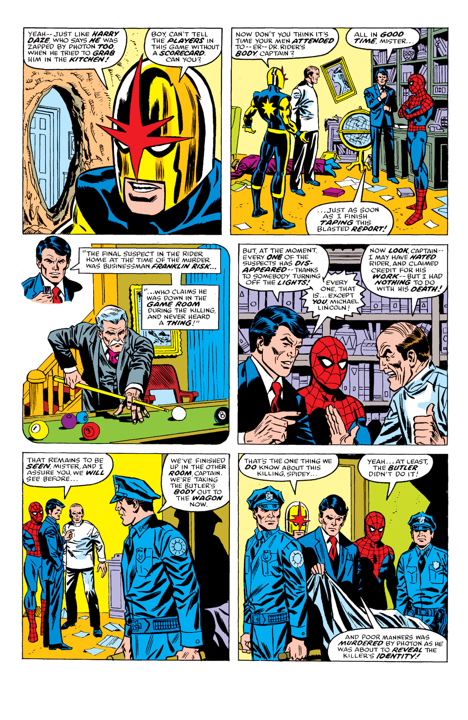 The Amazing Spider-Man (1963) 171 Page 3