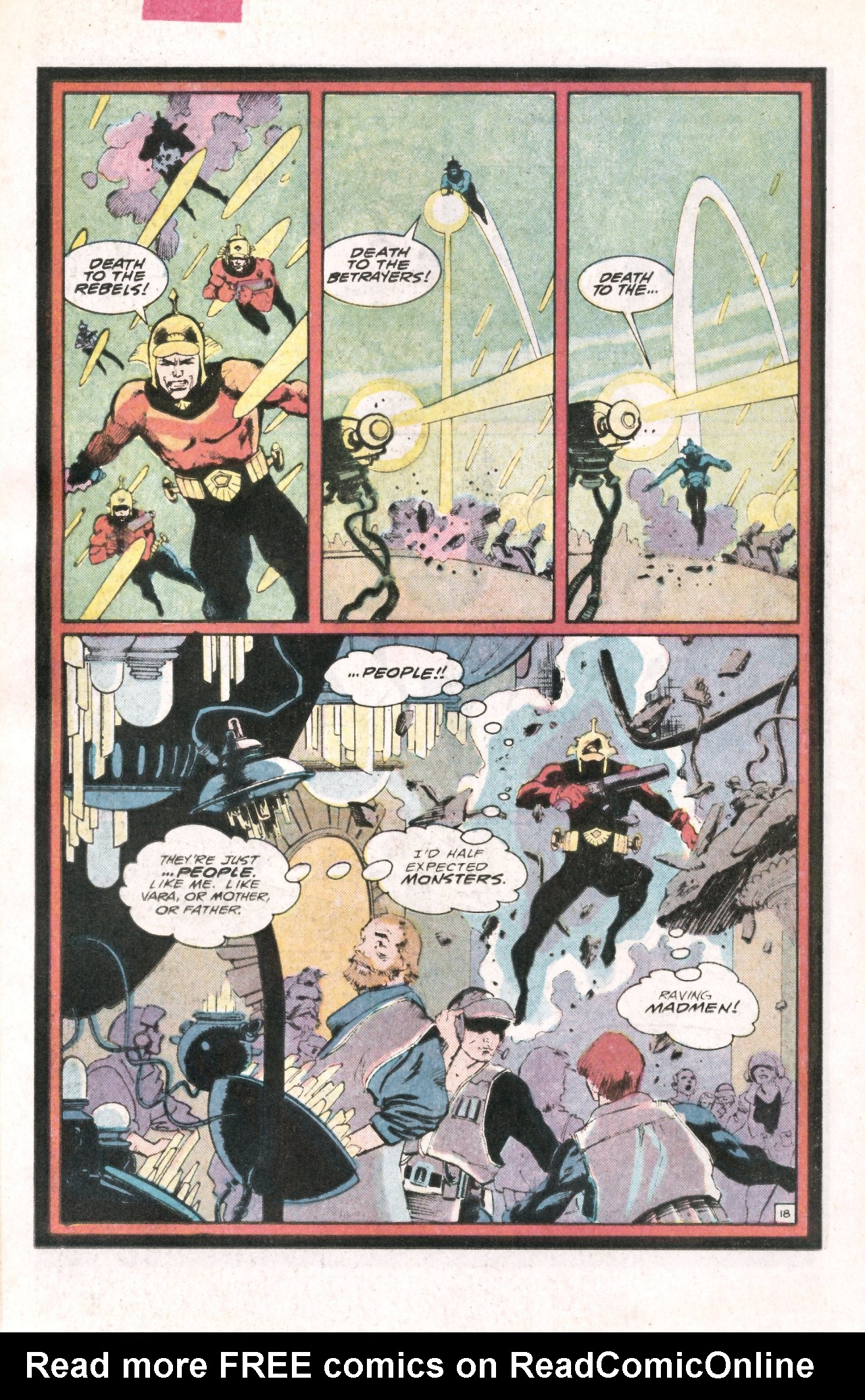 Read online World of Krypton comic -  Issue #2 - 28