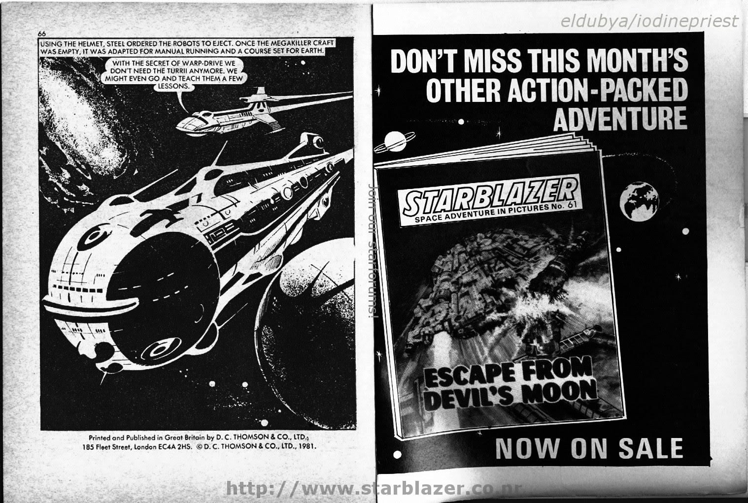 Starblazer issue 60 - Page 35