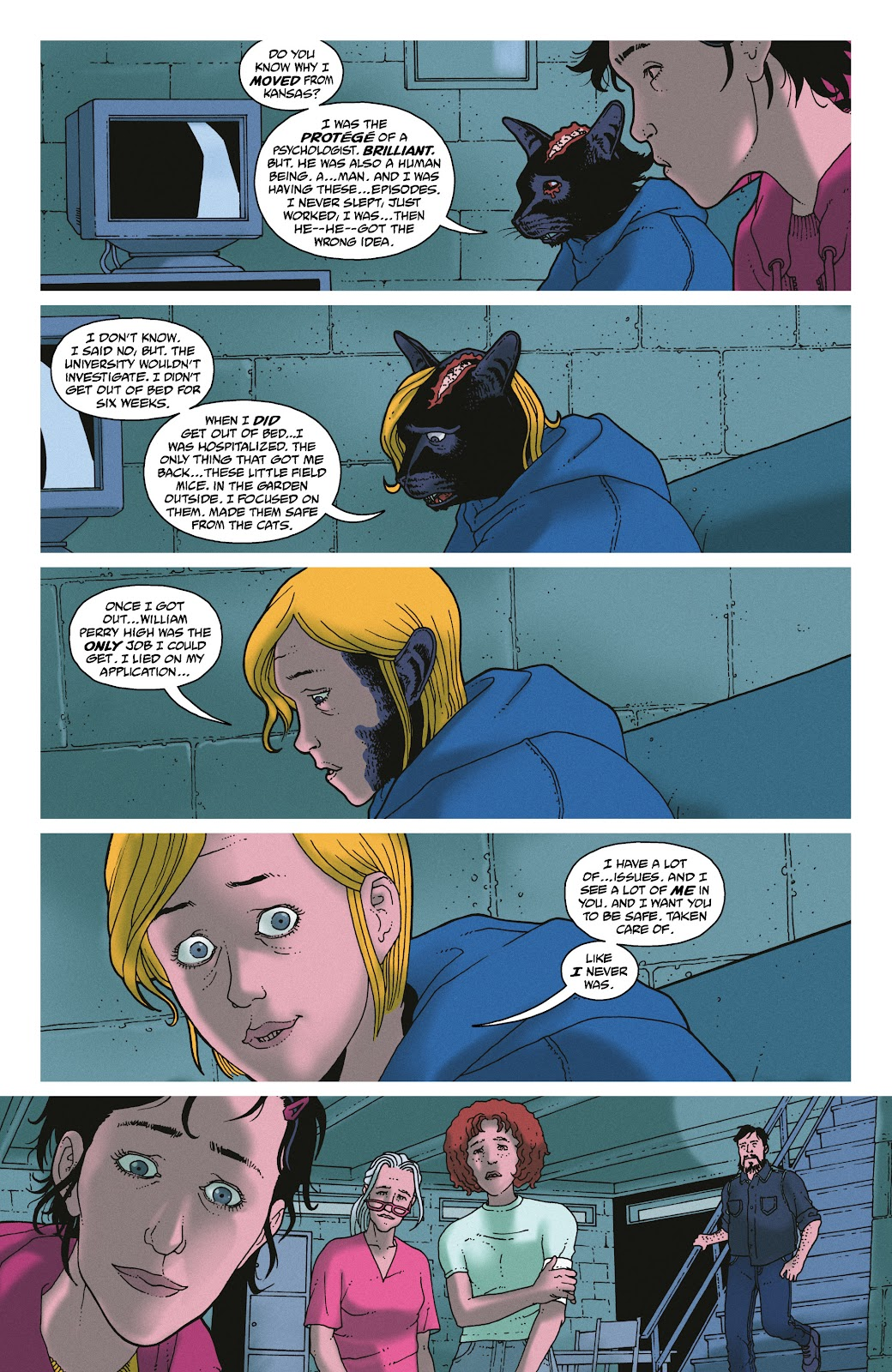 Read online She Could Fly comic -  Issue # _TPB - 119