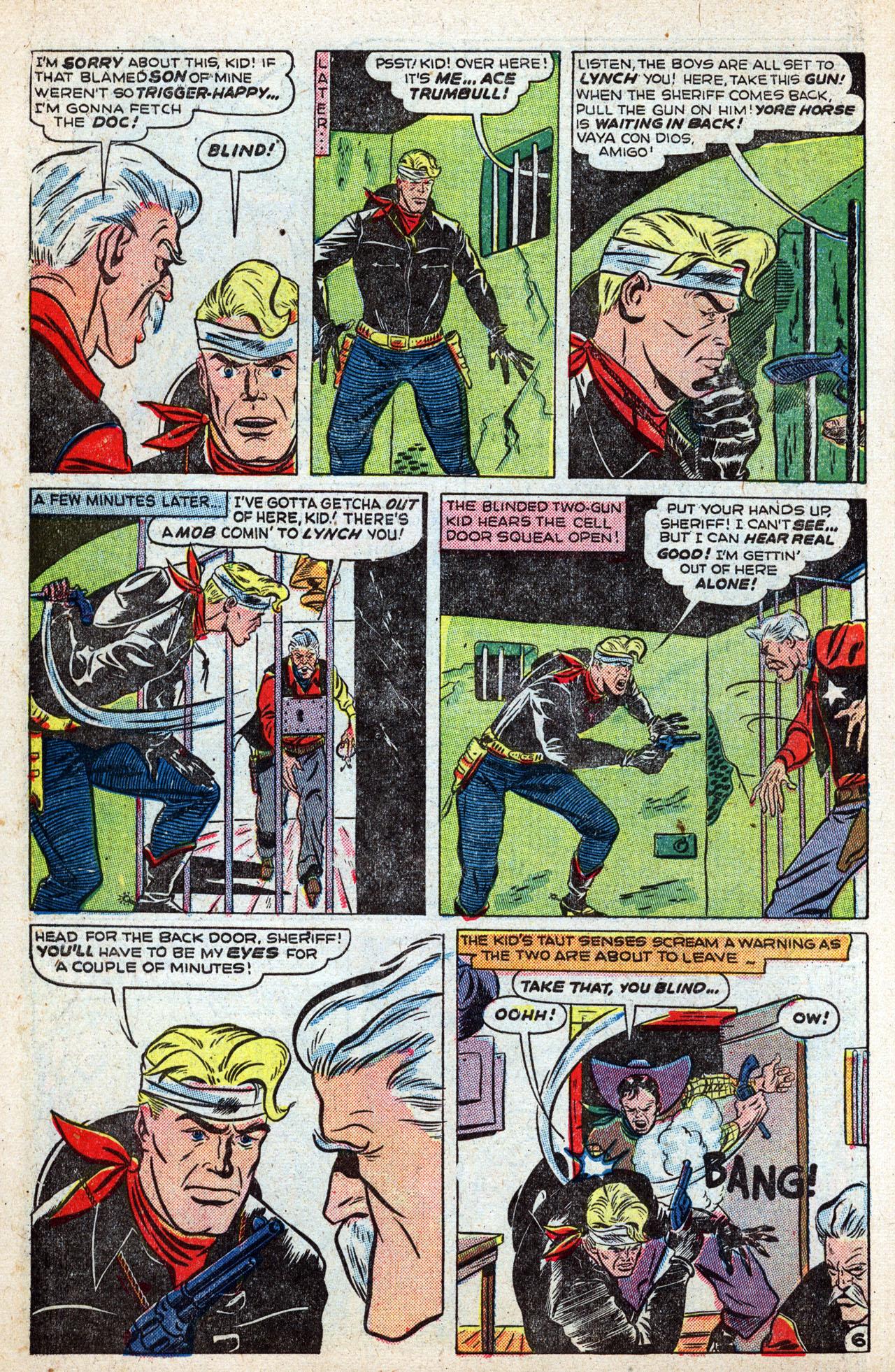 Read online Two-Gun Kid comic -  Issue #4 - 8