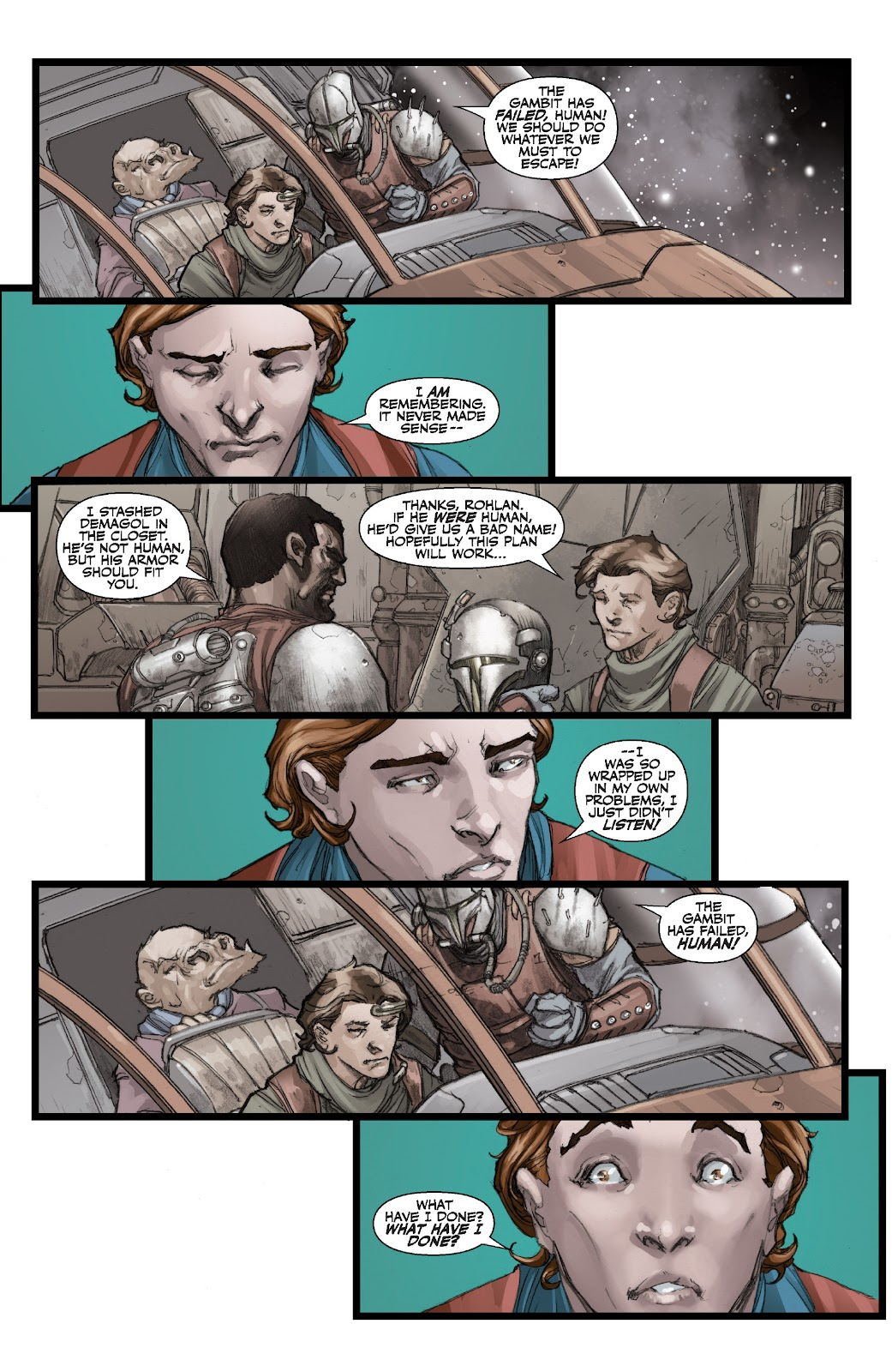 Read online Star Wars Legends: The Old Republic - Epic Collection comic -  Issue # TPB 3 (Part 3) - 24
