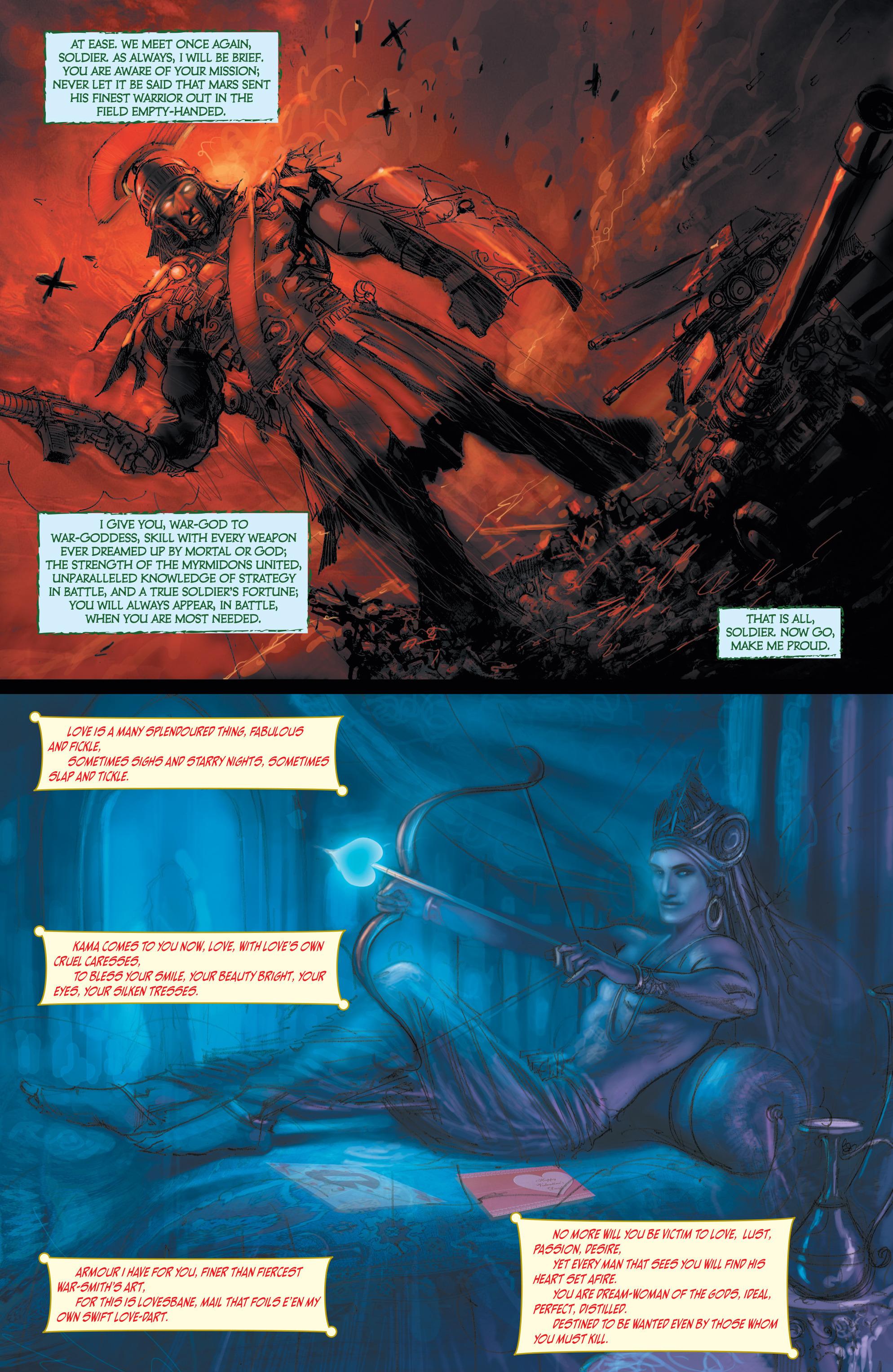 Read online Shekhar Kapur's Devi: Rebirth comic -  Issue #5 - 6