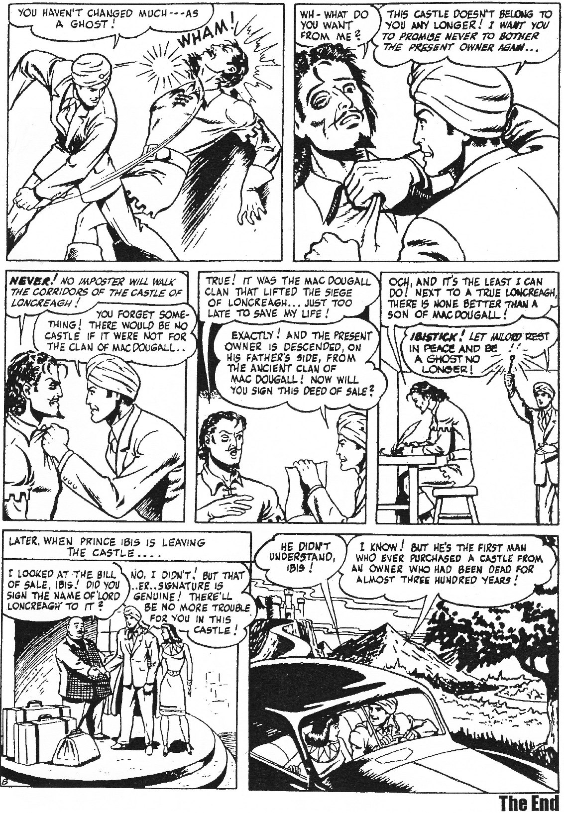 Read online Men of Mystery Comics comic -  Issue #61 - 21