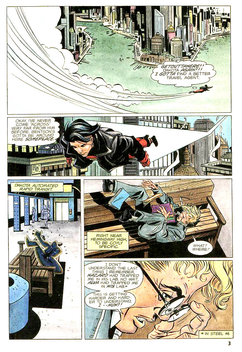 Read online Worlds Collide comic -  Issue # Full - 3