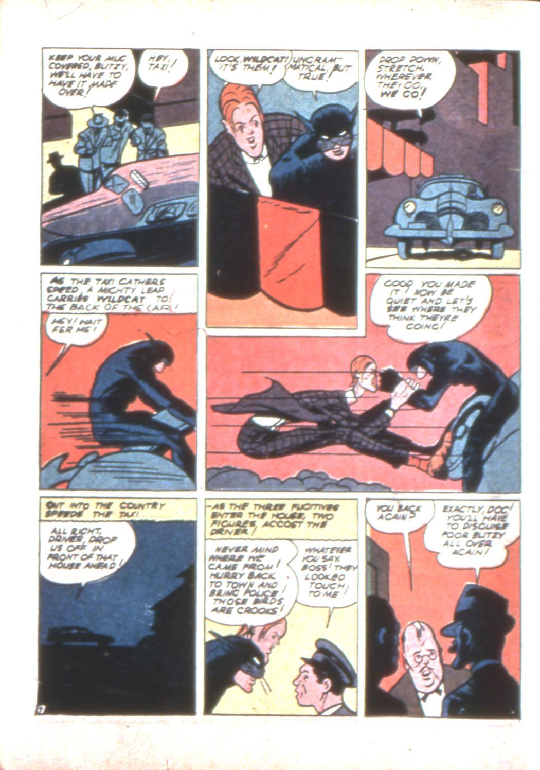 Read online Sensation (Mystery) Comics comic -  Issue #11 - 62