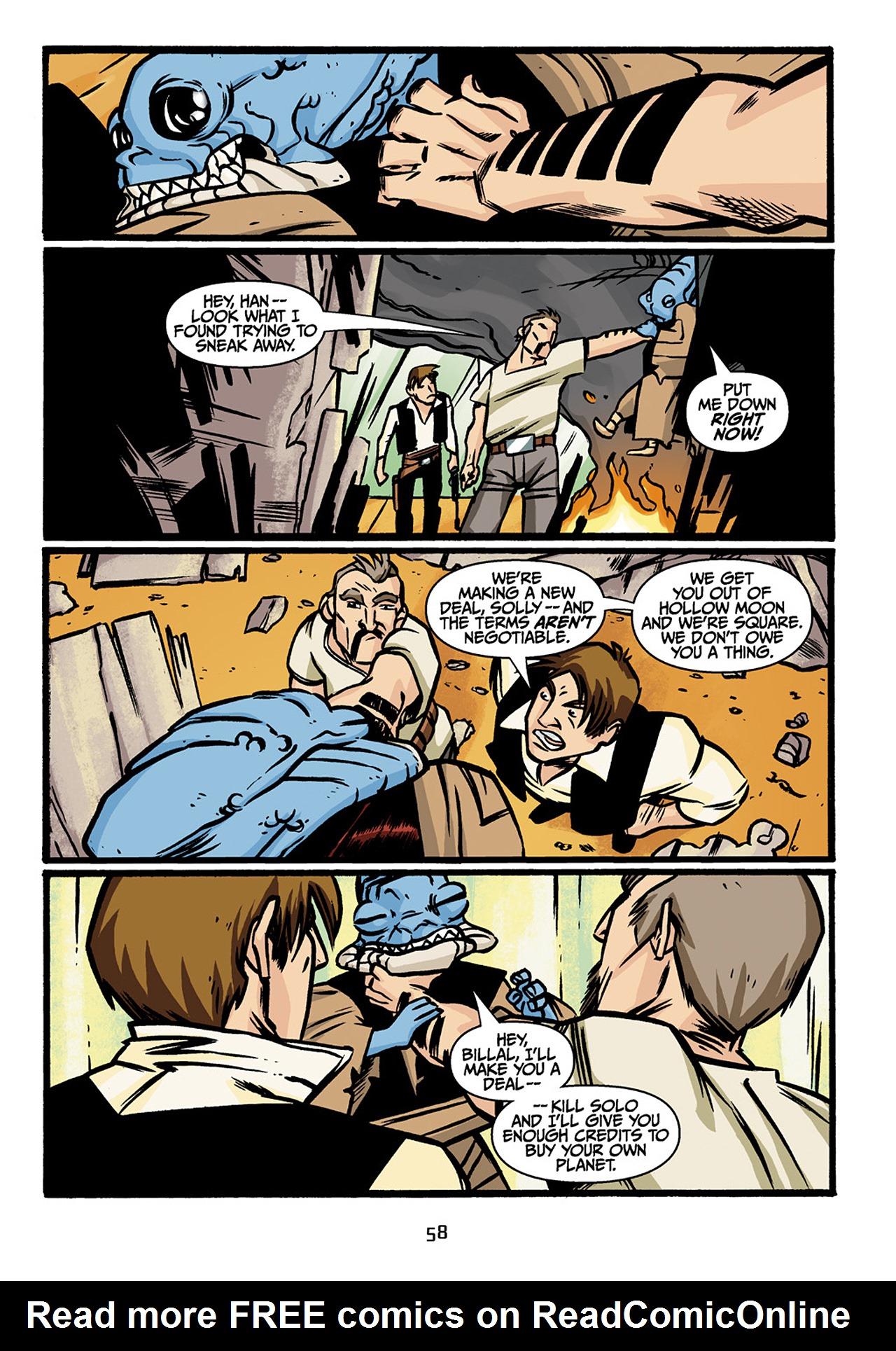 Read online Star Wars Omnibus comic -  Issue # Vol. 33 - 60