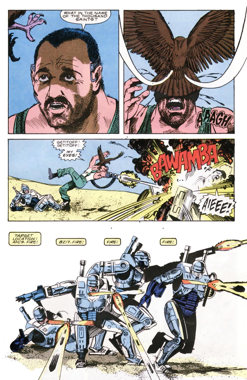 Read online Robocop (1990) comic -  Issue #6 - 15