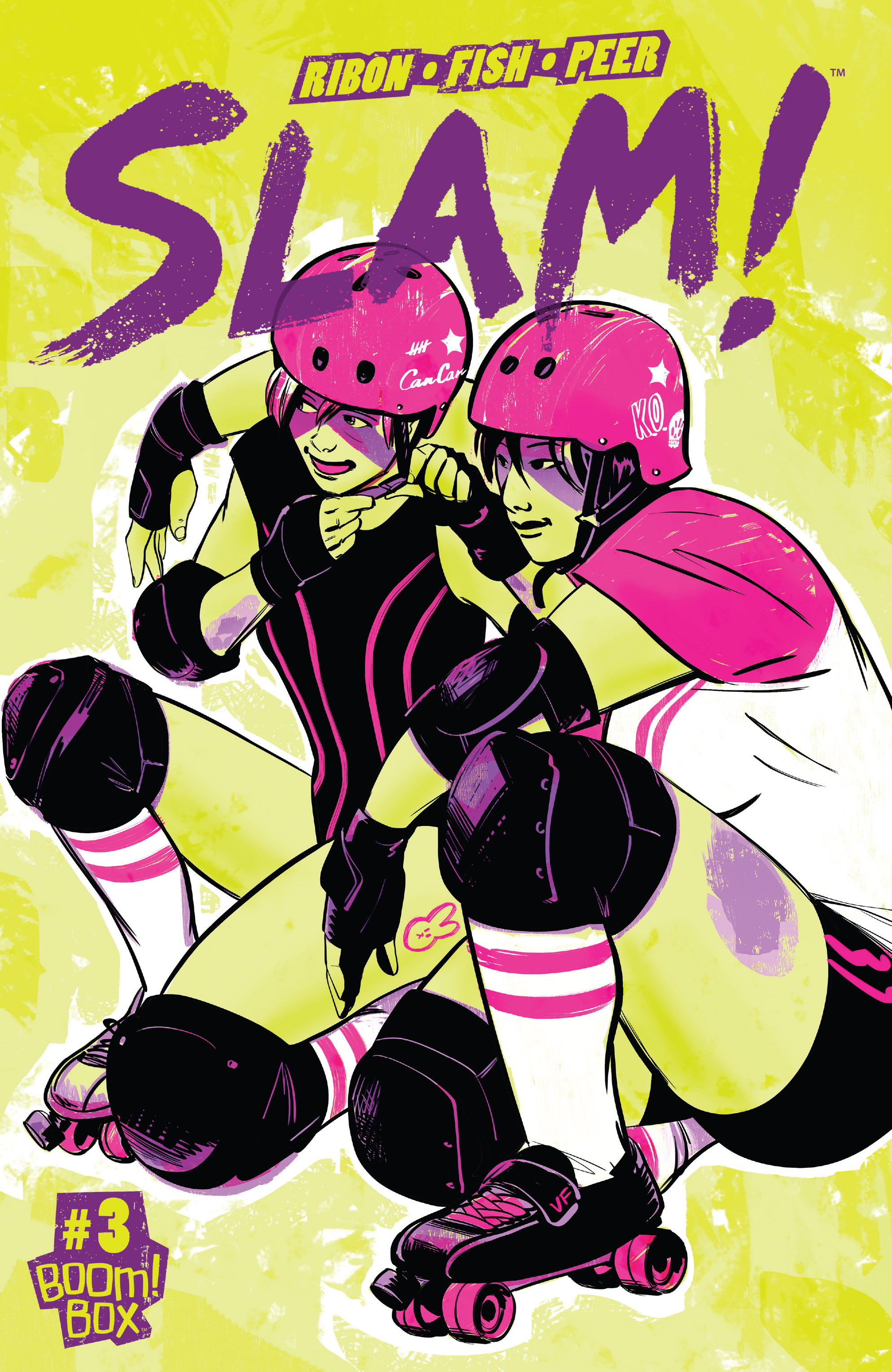 Read online Slam! comic -  Issue #3 - 1