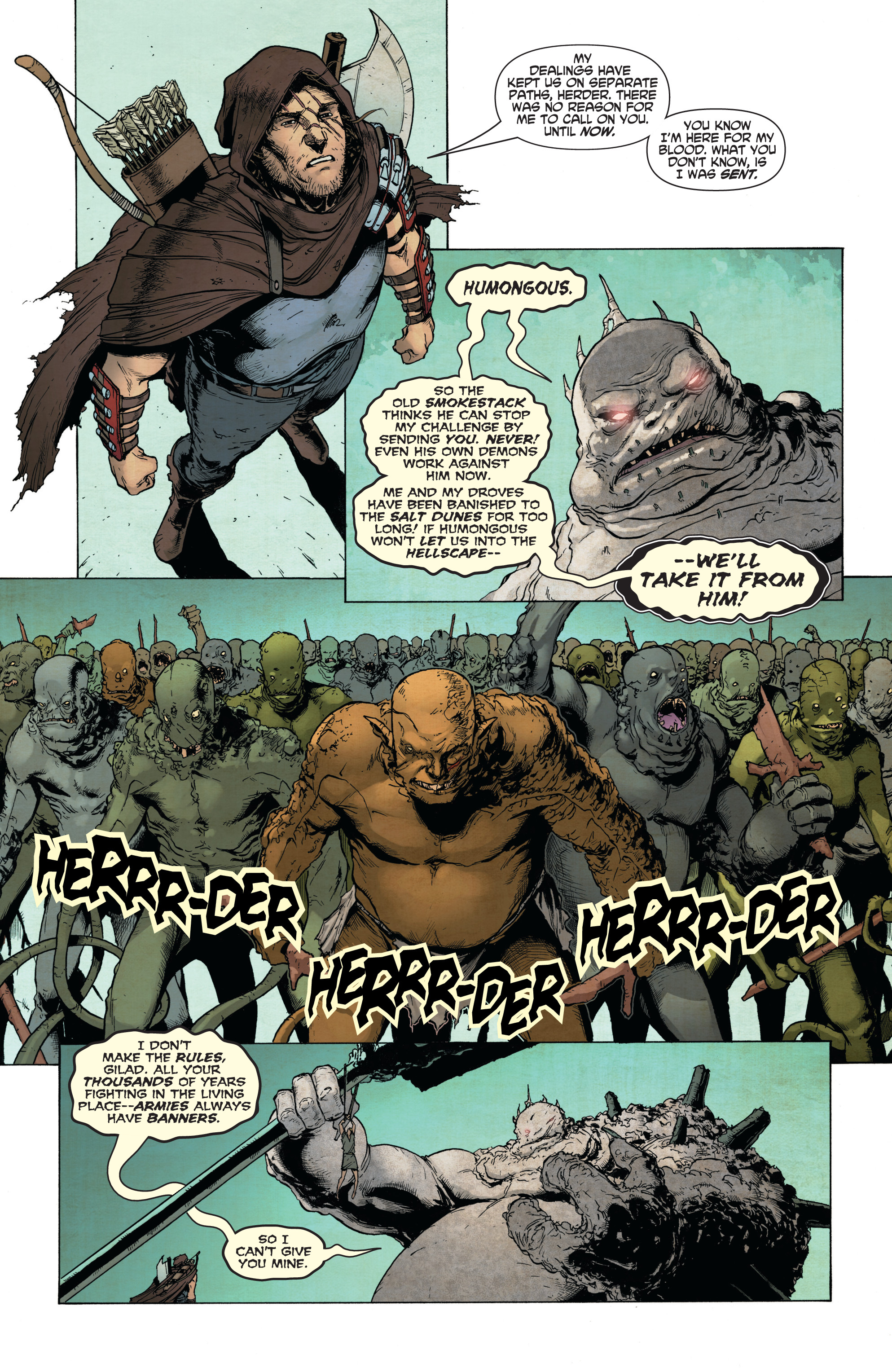 Read online Wrath of the Eternal Warrior comic -  Issue #13 - 11