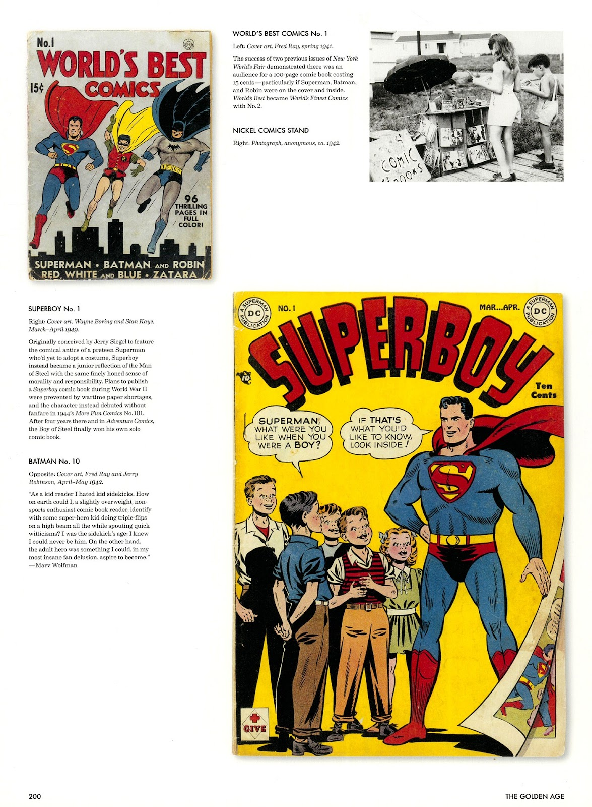 Read online 75 Years Of DC Comics comic -  Issue # TPB (Part 3) - 12