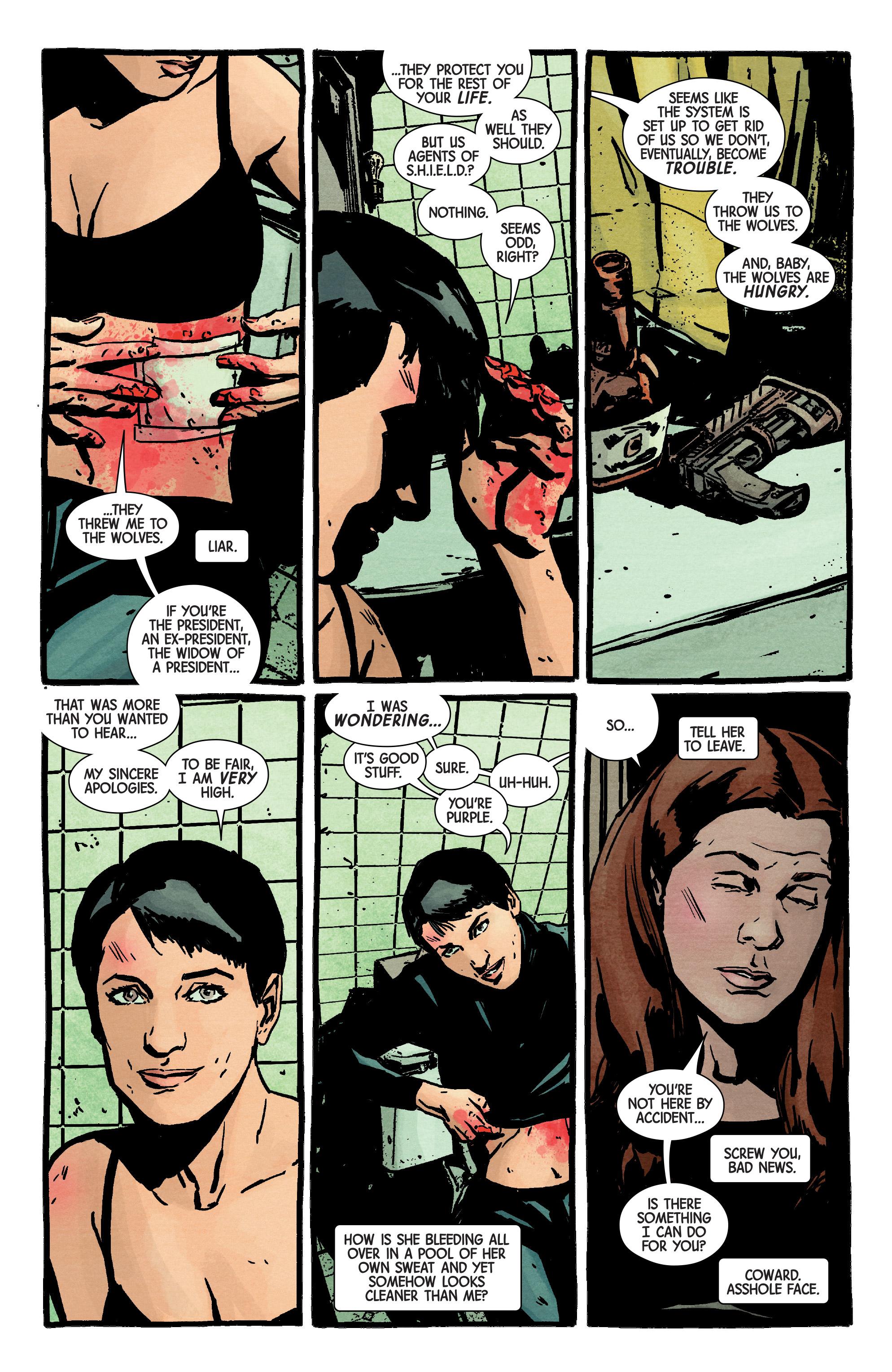 Read online Jessica Jones (2016) comic -  Issue #8 - 6