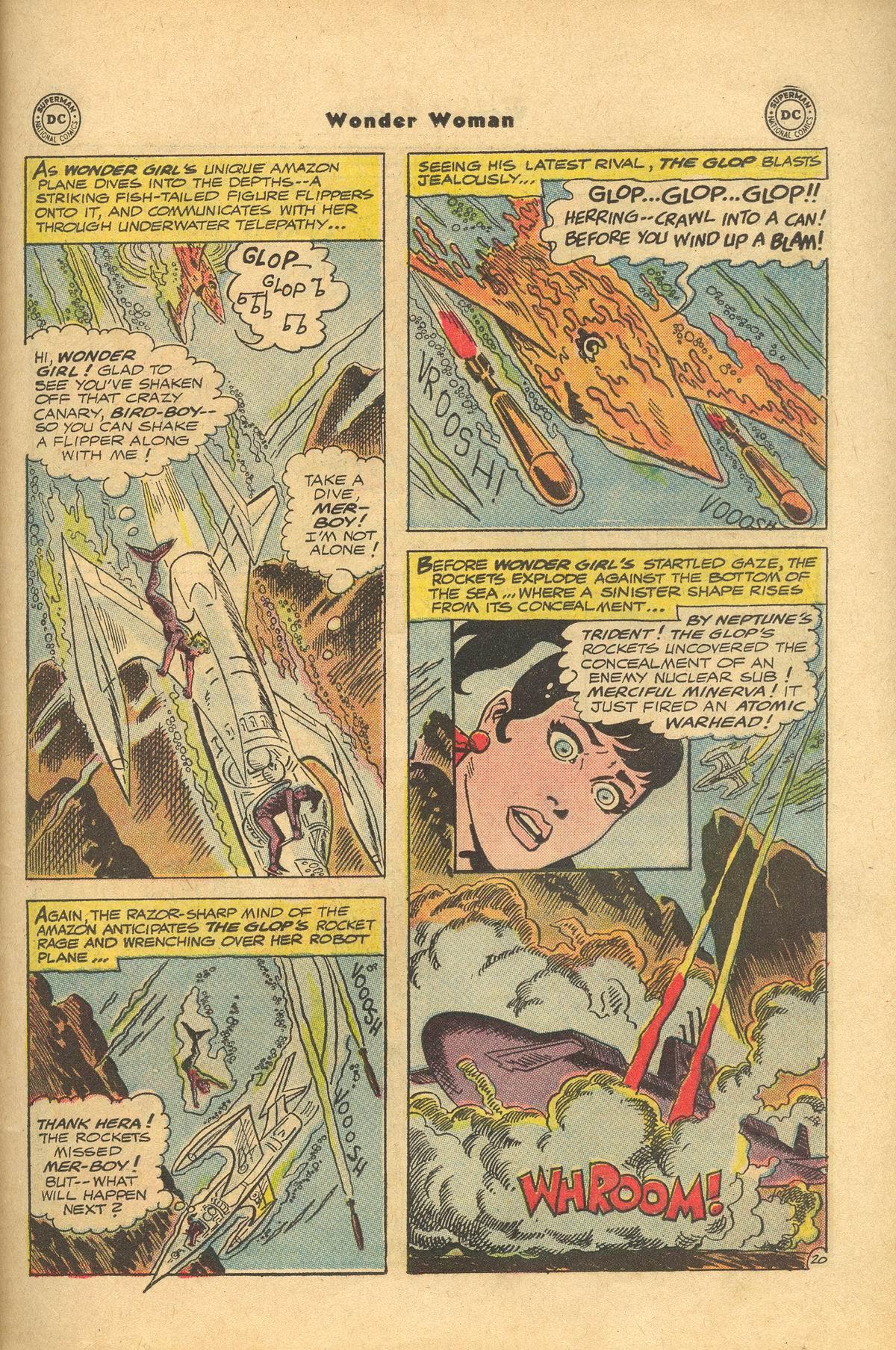 Read online Wonder Woman (1942) comic -  Issue #151 - 27