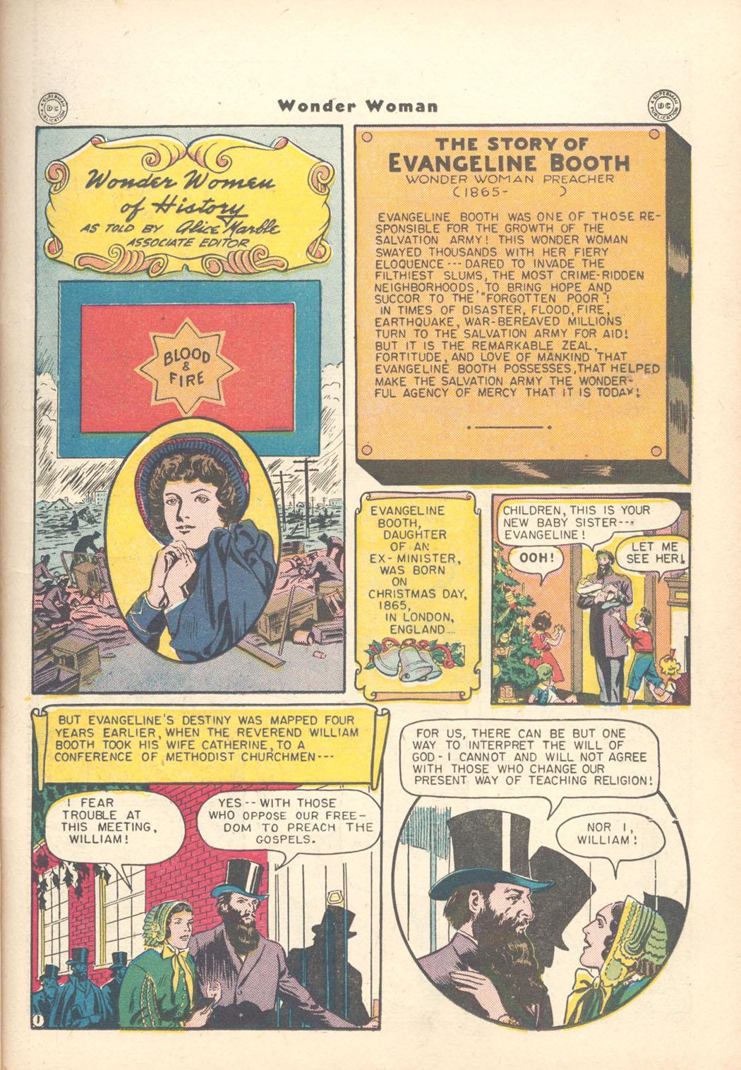 Read online Wonder Woman (1942) comic -  Issue #15 - 15