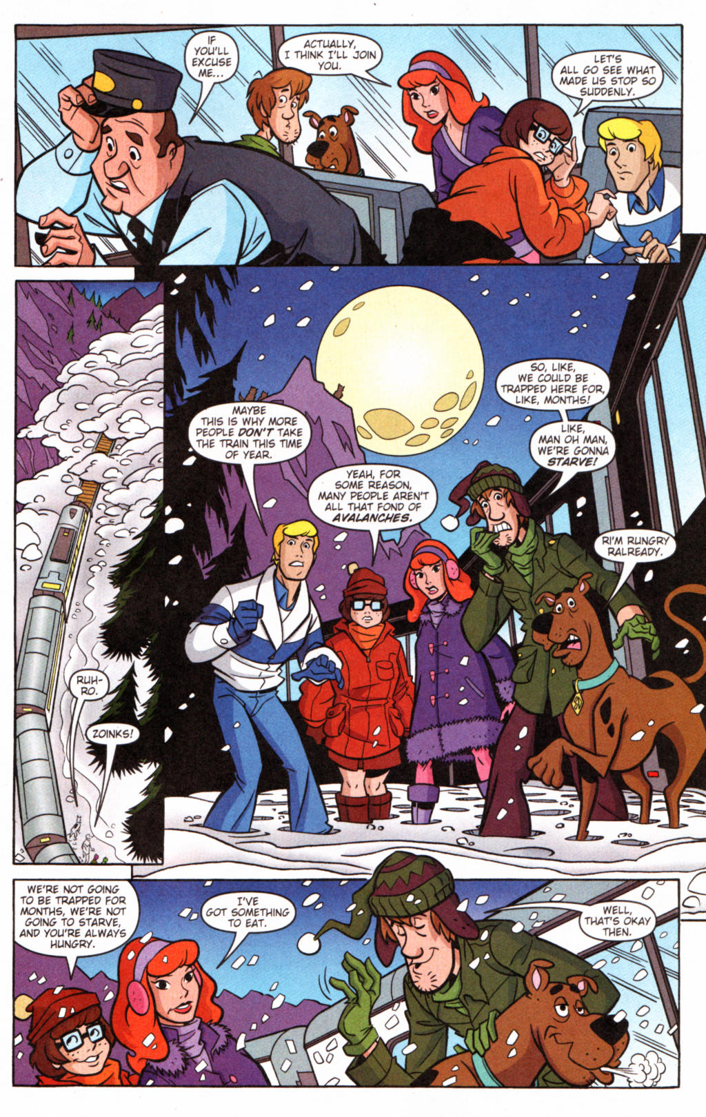Read online Scooby-Doo (1997) comic -  Issue #116 - 16
